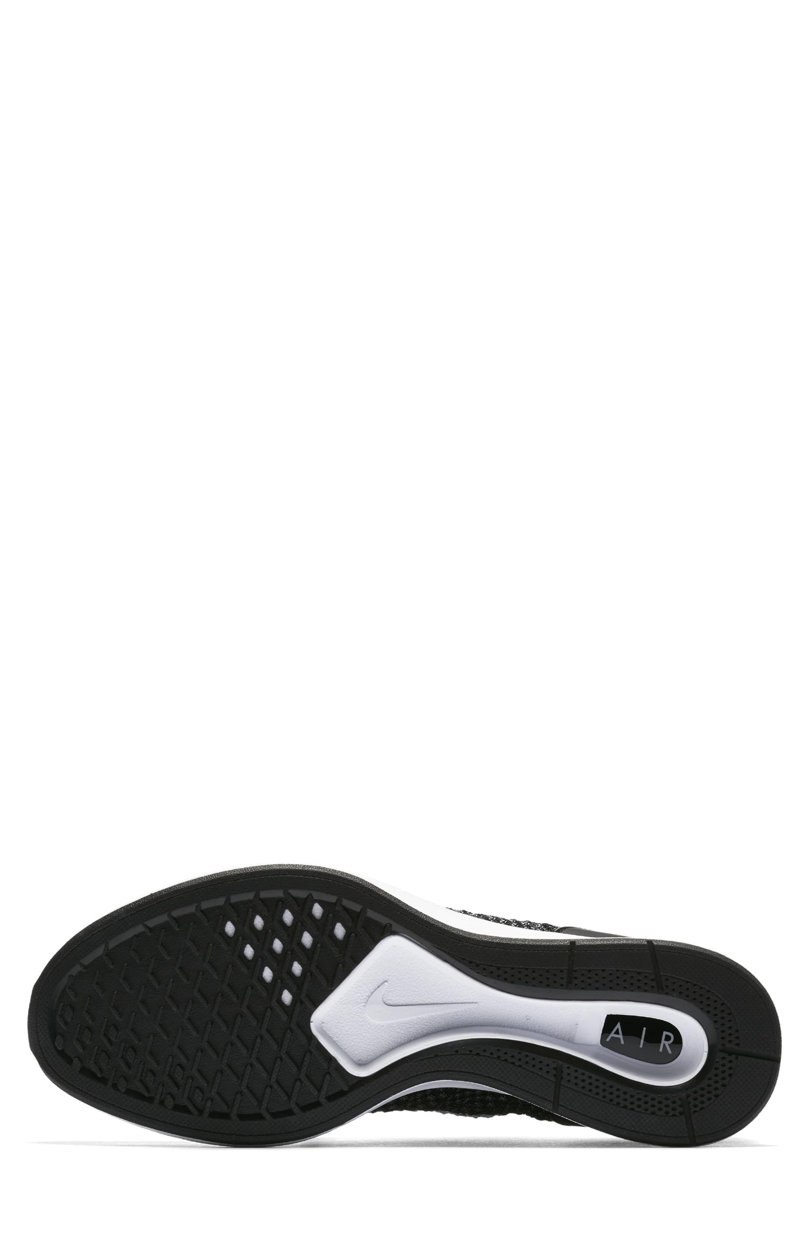 Alternate Image 4  - Nike Air Zoom Mariah Flyknit Racer Sneaker (Women)