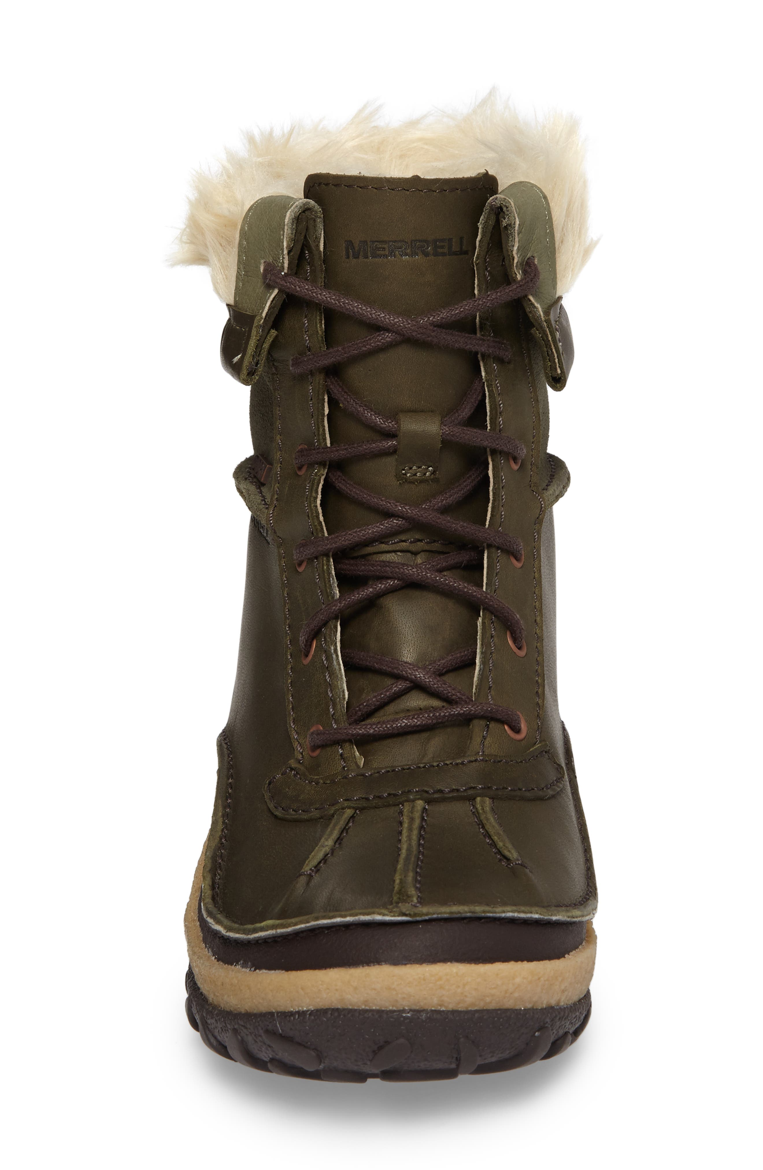 Alternate Image 4  - Merrell Tremblant Insulated Waterproof Boot (Women)