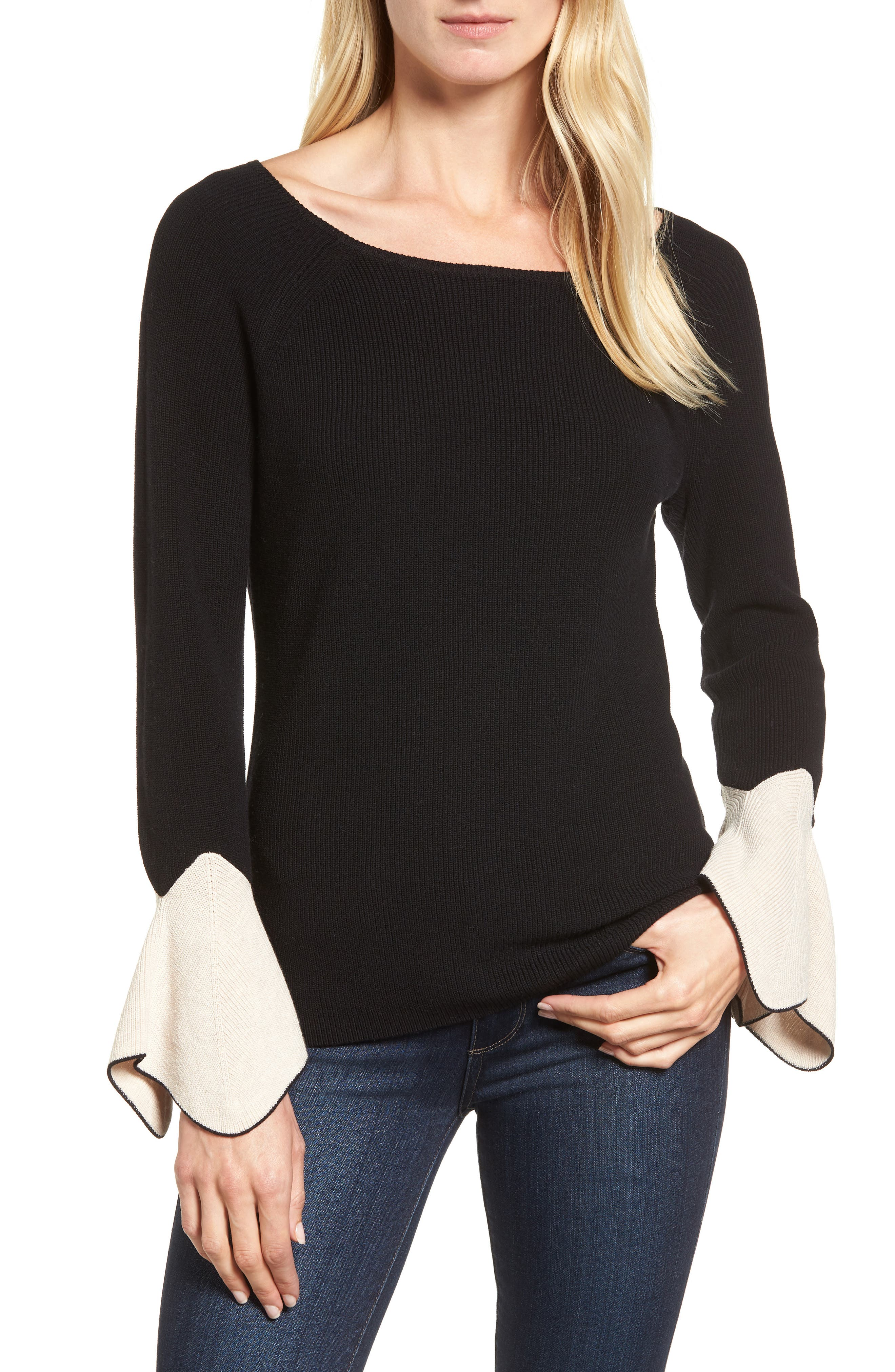 NIC+ZOE Crystal Cuff Top (Regular & Petite)