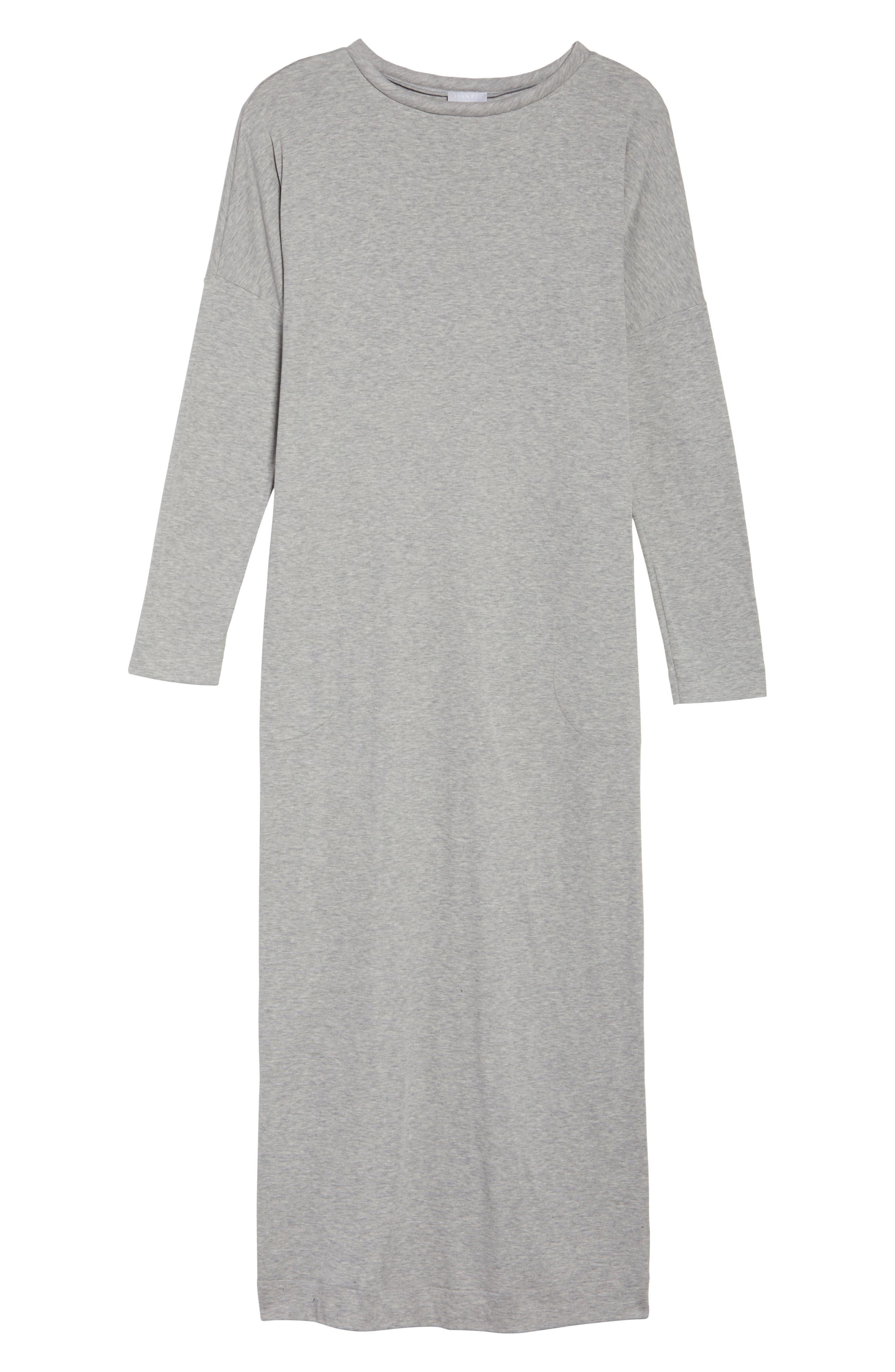 Alternate Image 4  - Hanro Enie Cotton Nightgown