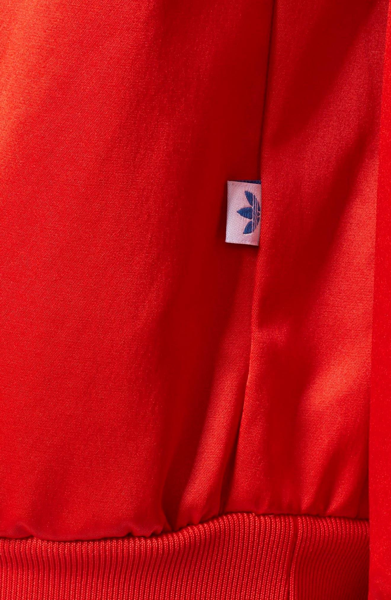 Alternate Image 6  - adidas Originals Trefoil Hoodie