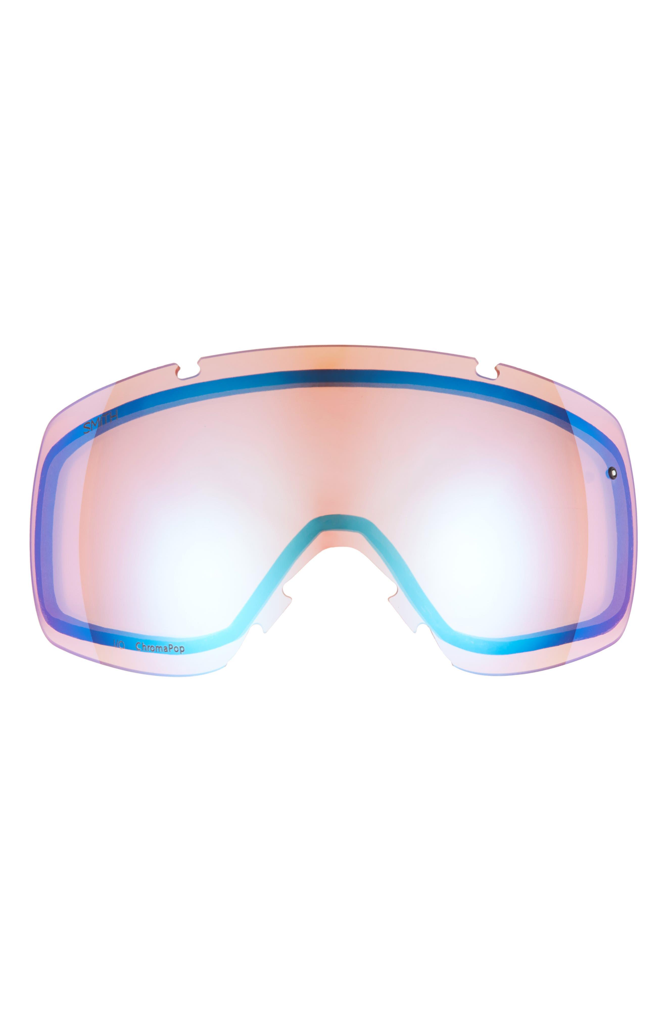 I/O 180mm Snow/Ski Goggles,                             Alternate thumbnail 2, color,                             Patina Split/ Mirror