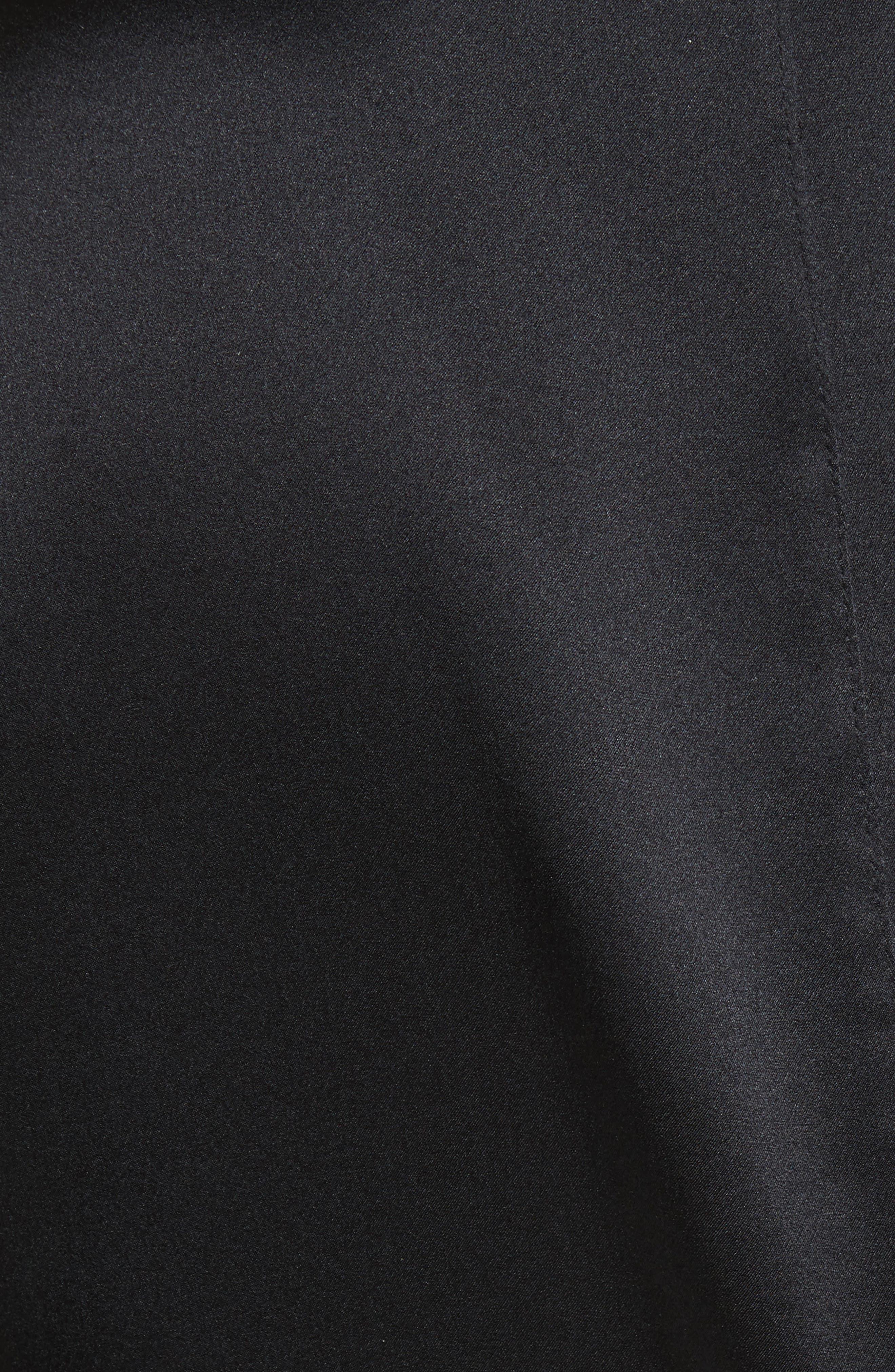 Alternate Image 6  - Cinq à Sept Genevieve Lace Inset Silk Satin Top