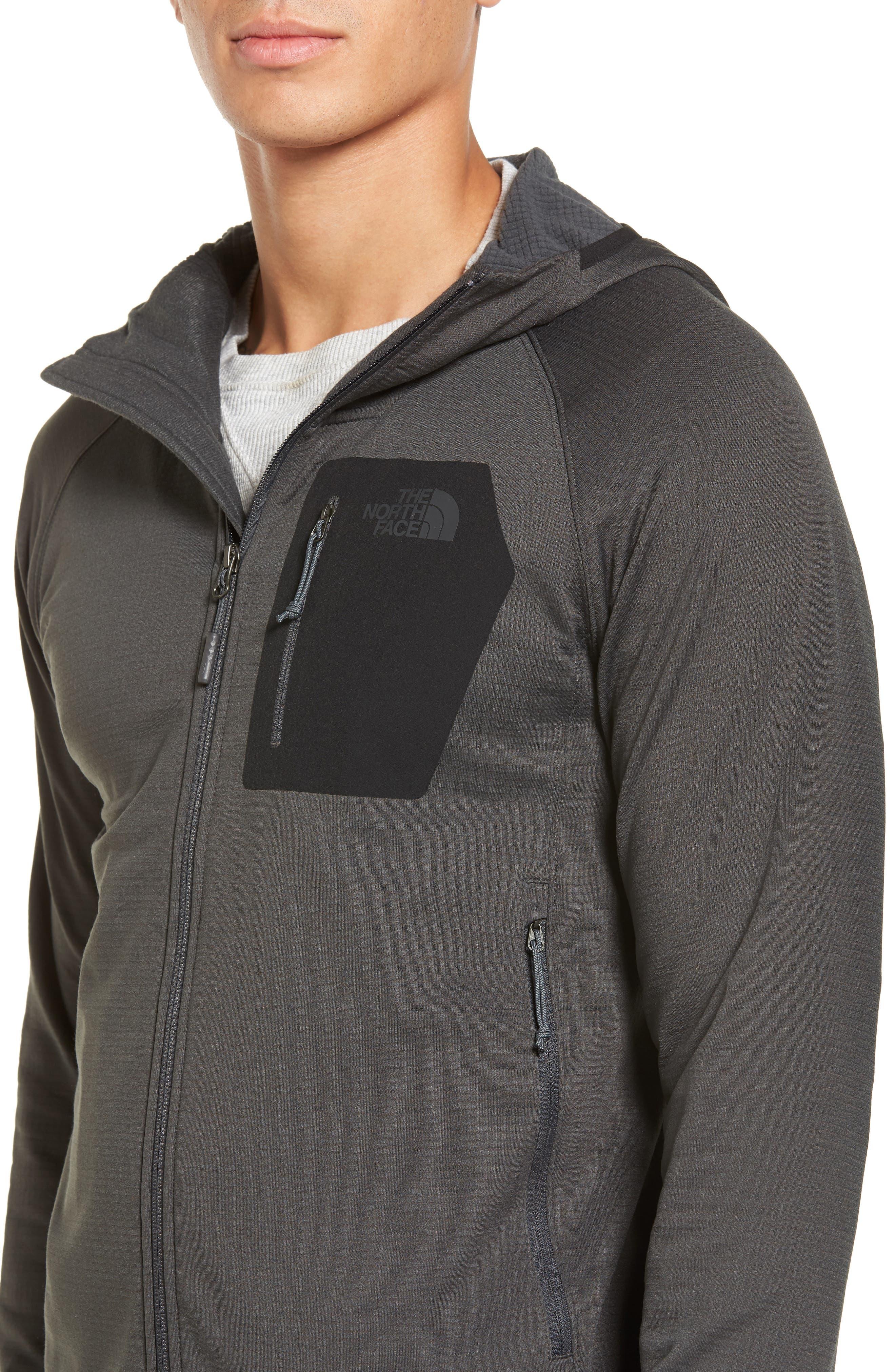 Alternate Image 4  - The North Face Borod Zip Fleece Jacket
