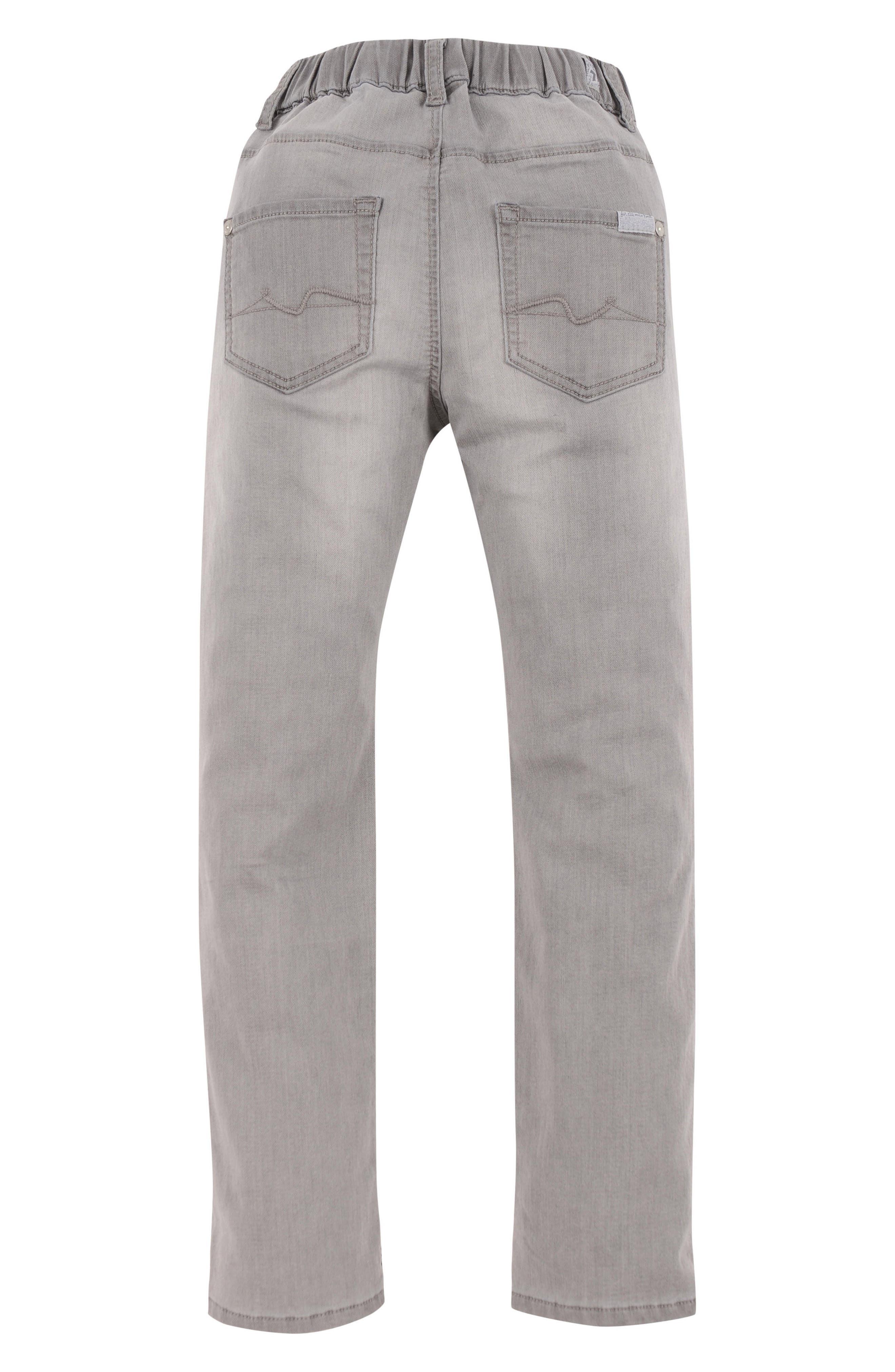 Alternate Image 2  - 7 For All Mankind® Jogger Pants (Toddler Boys)