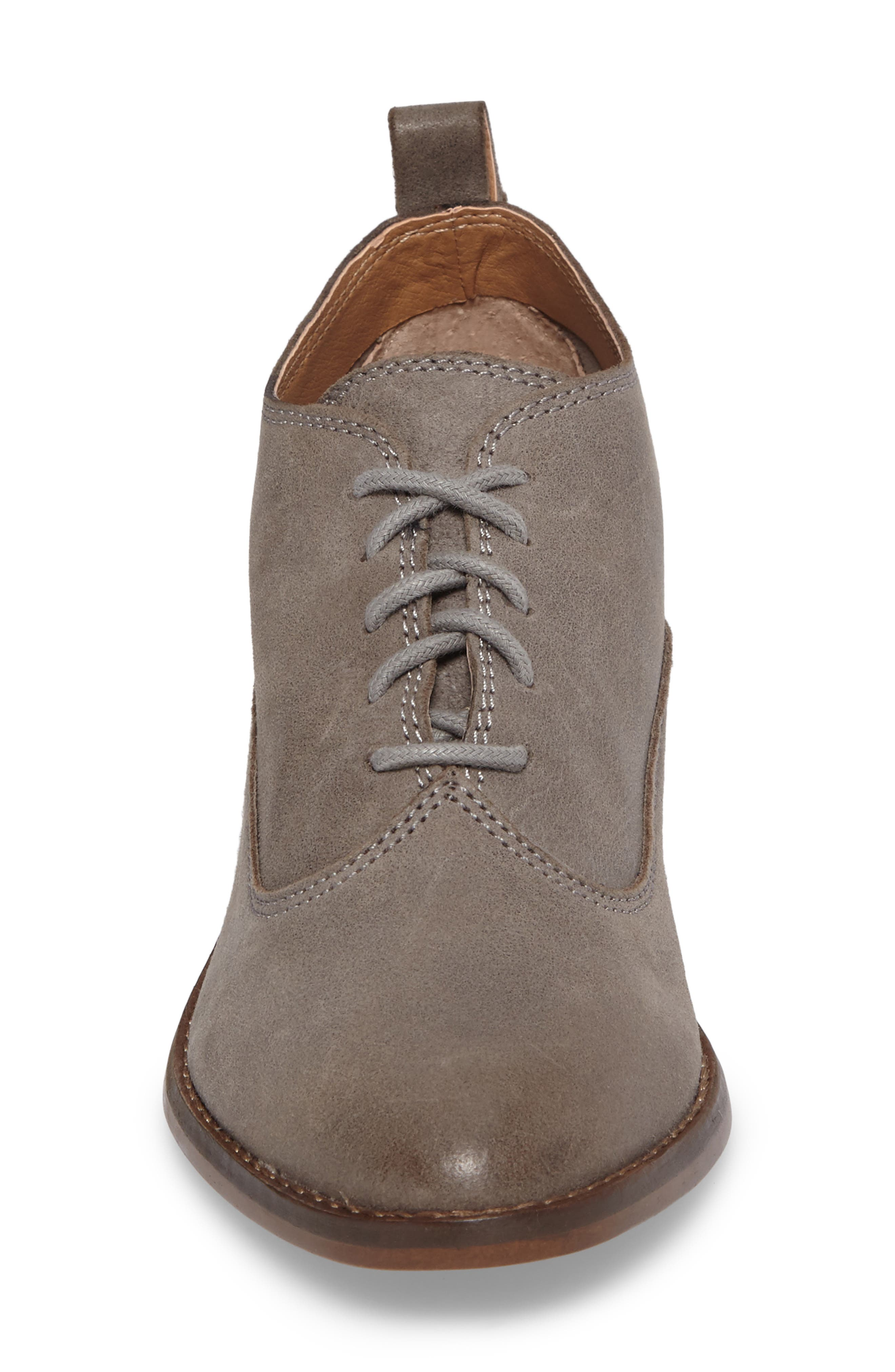 Alternate Image 4  - Lucky Brand Fantine Lace-Up Bootie (Women)