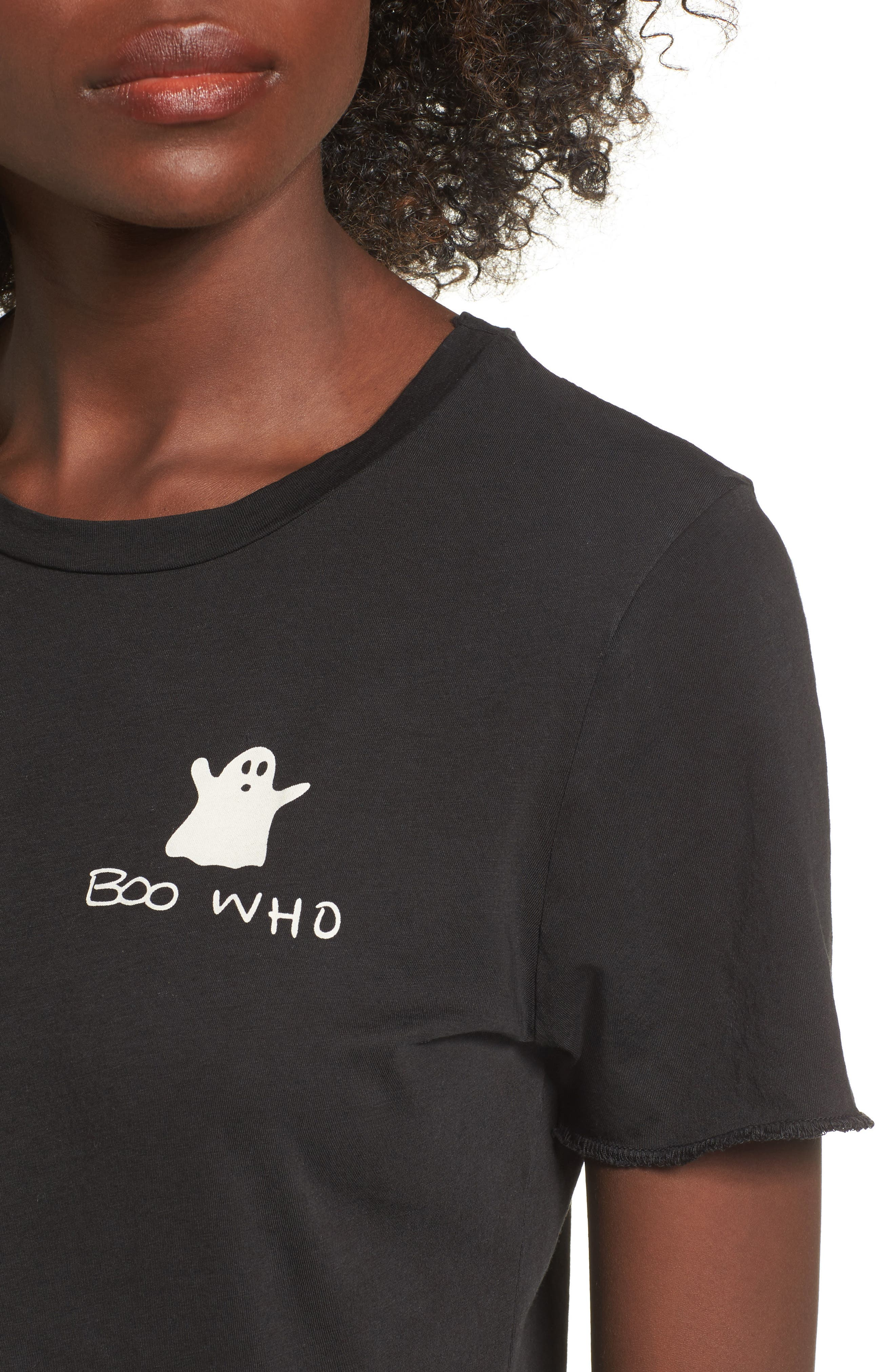 Alternate Image 4  - PST by Project Social T Boo Who Graphic Tee