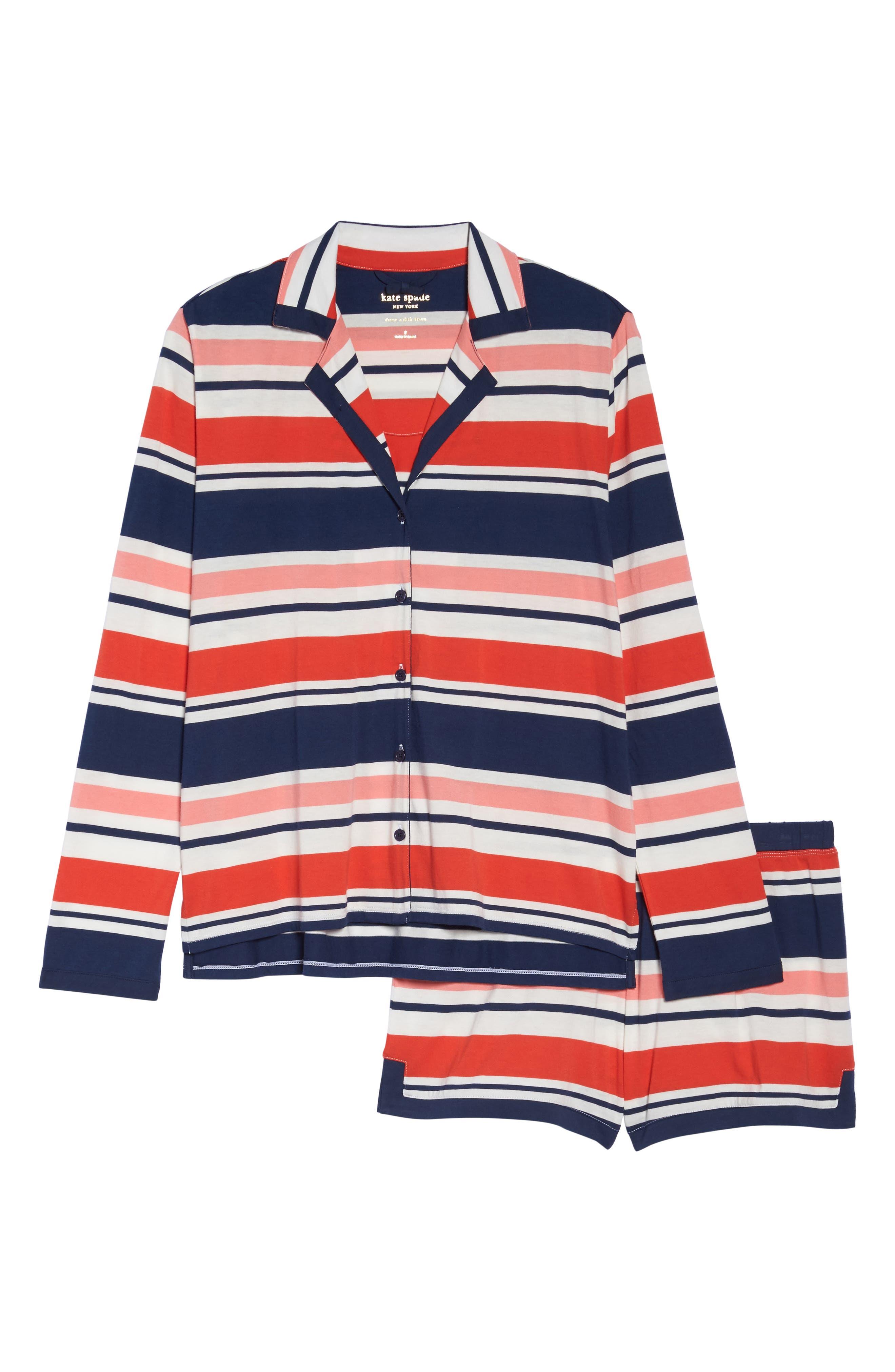 Alternate Image 6  - kate spade new york short pajamas