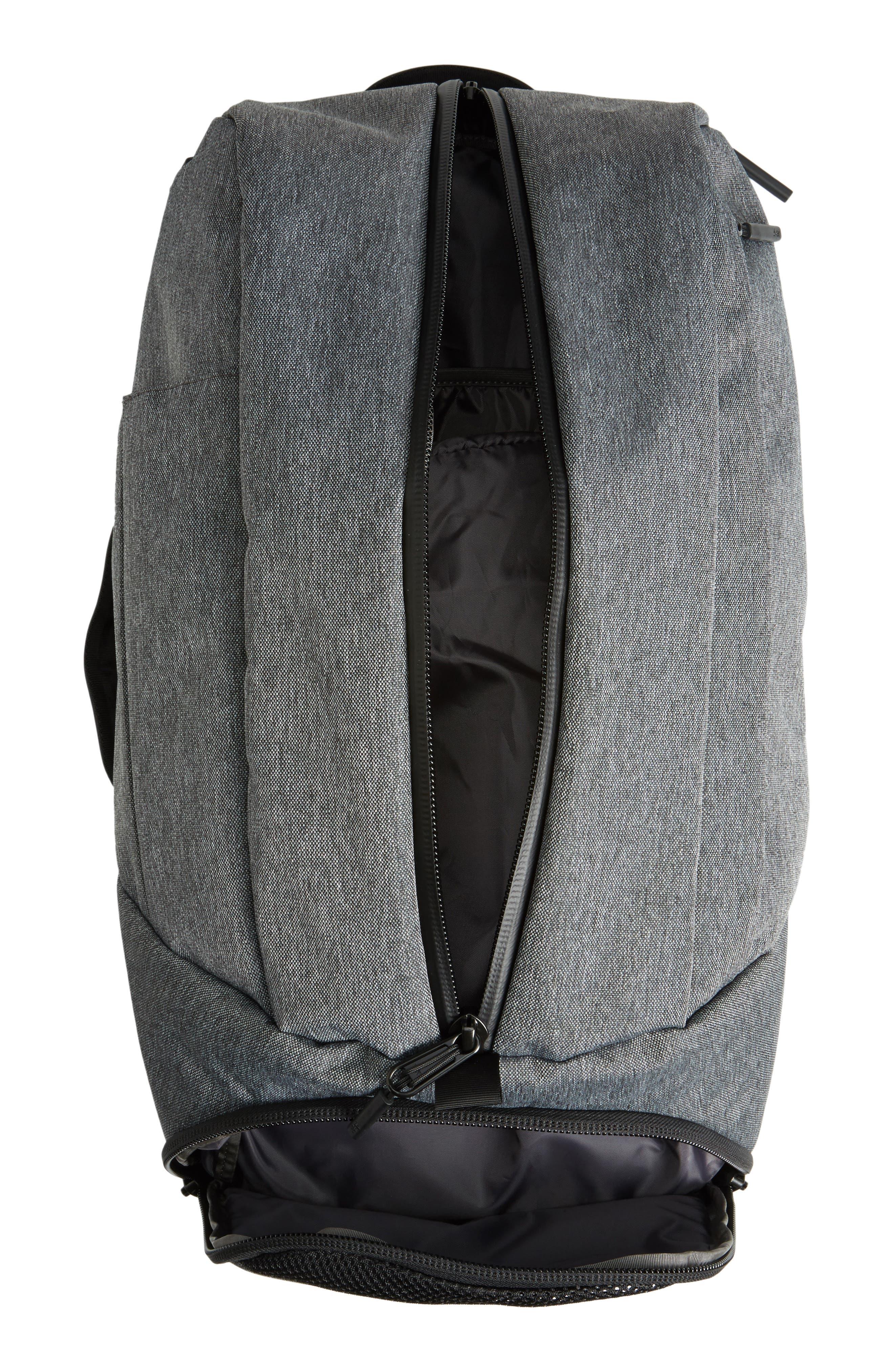 Alternate Image 4  - Aer Duffel Pack 2 Convertible Backpack