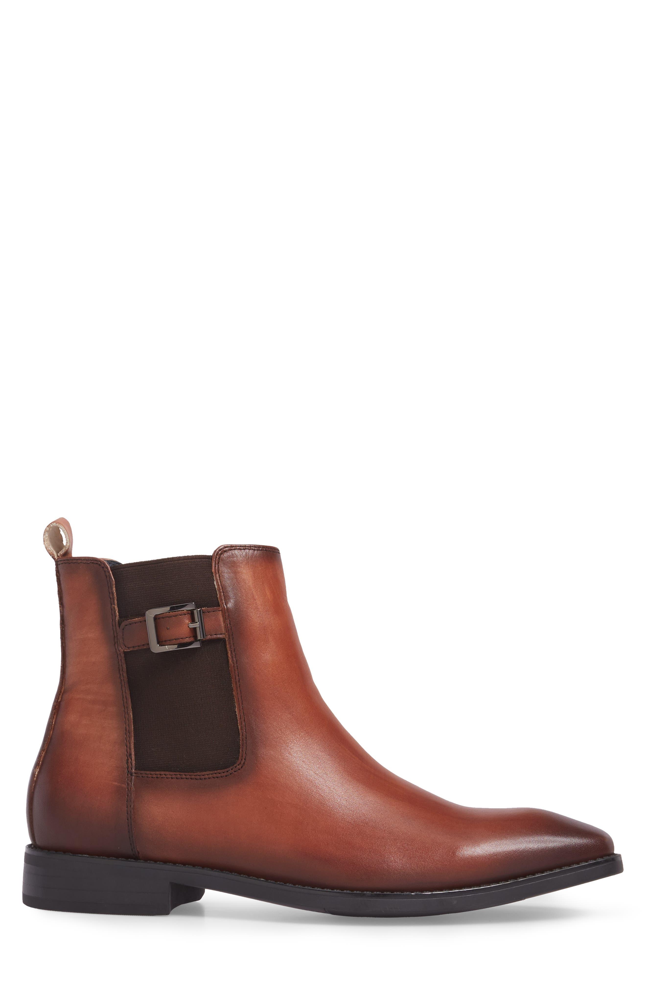 Alternate Image 3  - Jump Loden Chelsea Boot (Men)