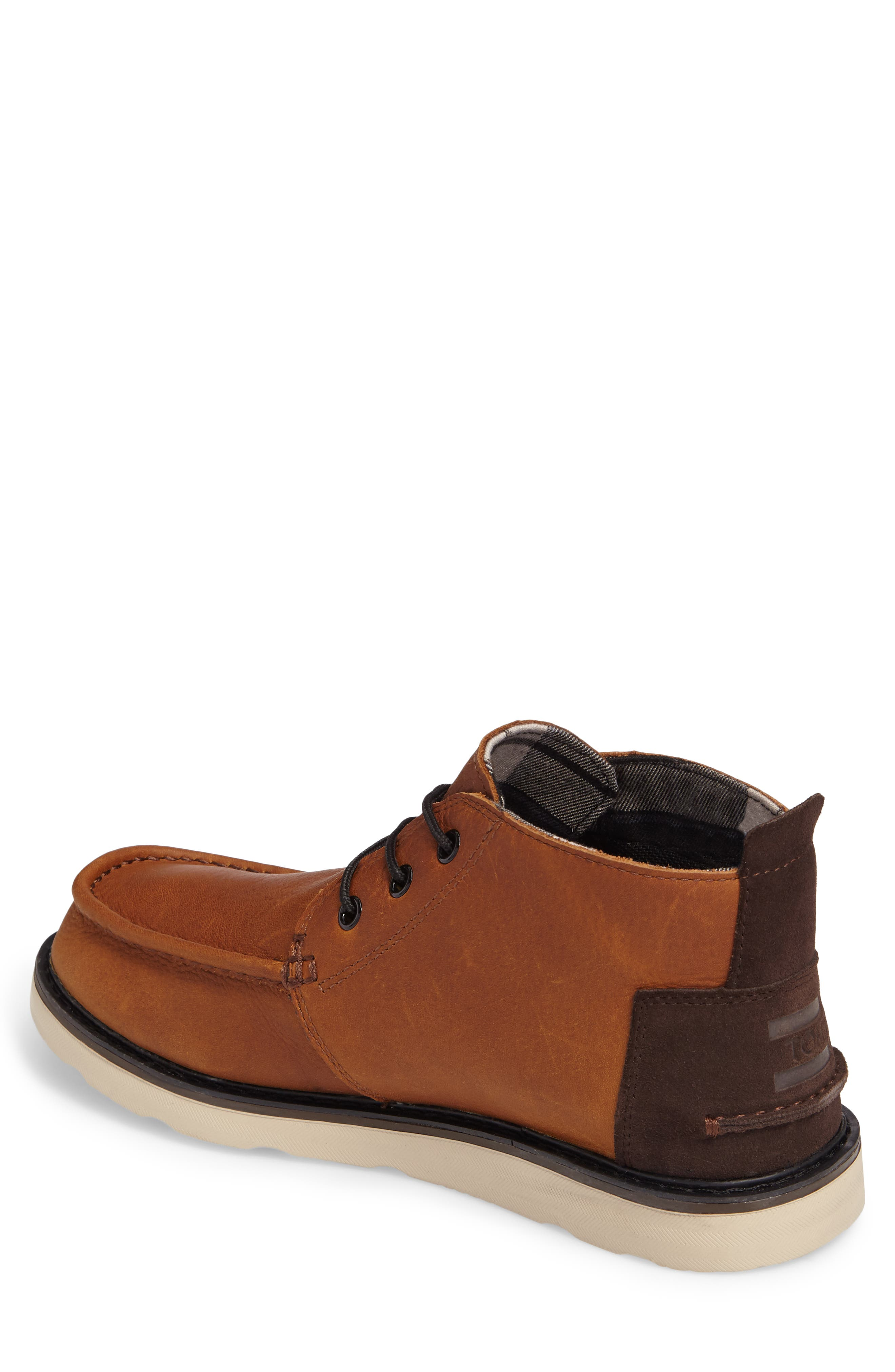 Alternate Image 2  - TOMS Waterproof Chukka Boot (Men)