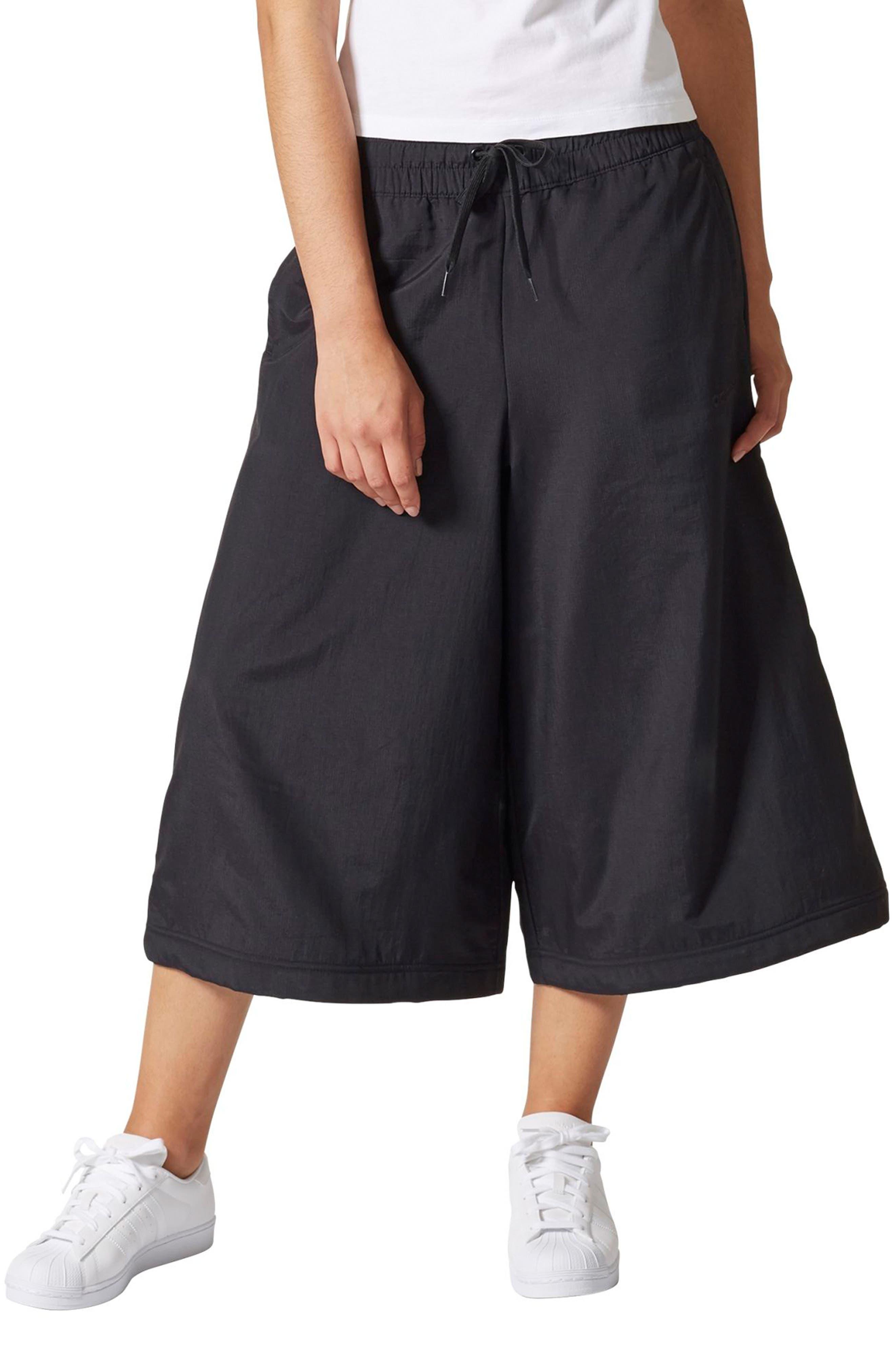 Originals Long Culottes,                         Main,                         color, Black