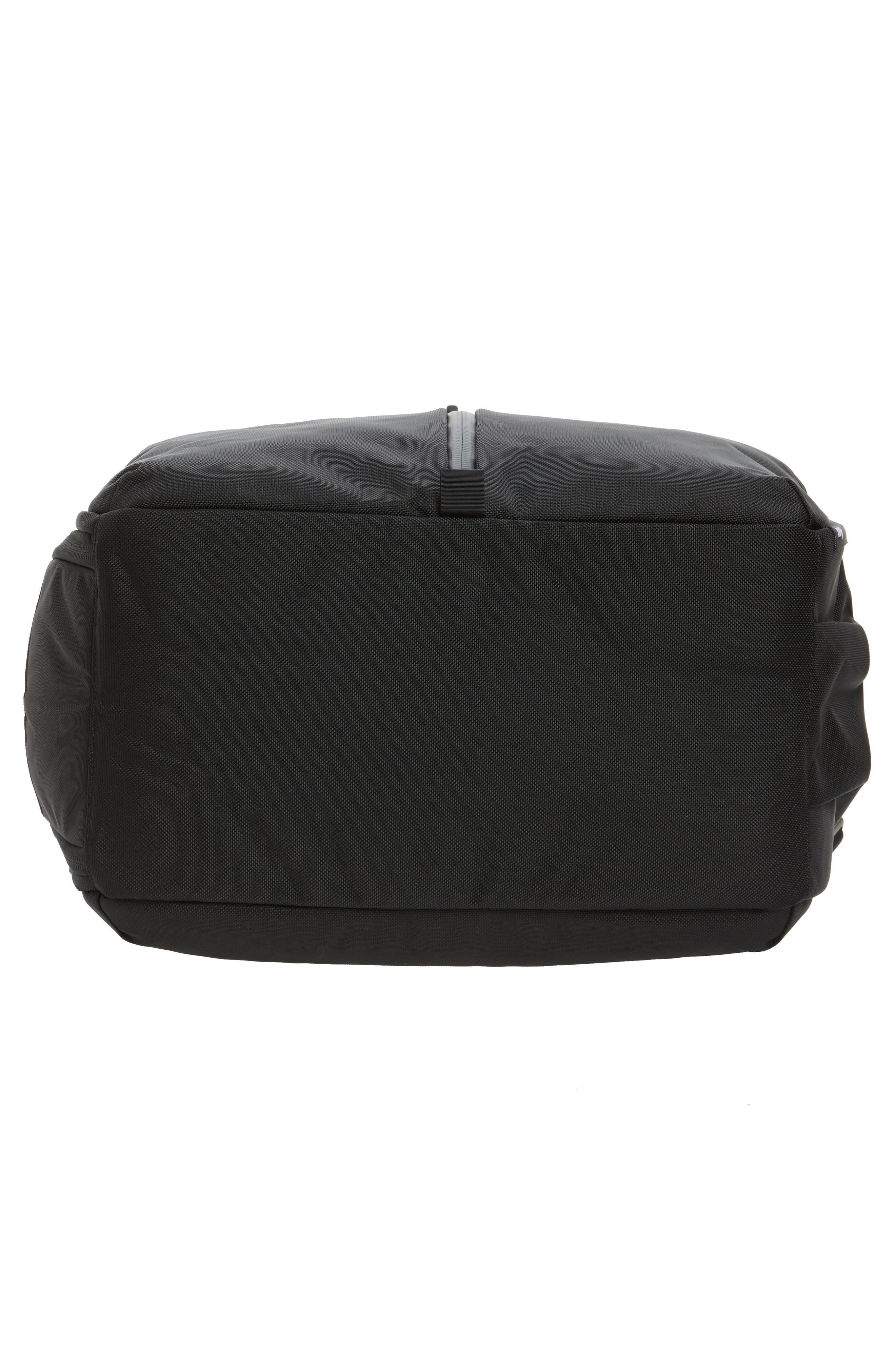 Gym Duffel 2 Bag,                             Alternate thumbnail 6, color,                             Black