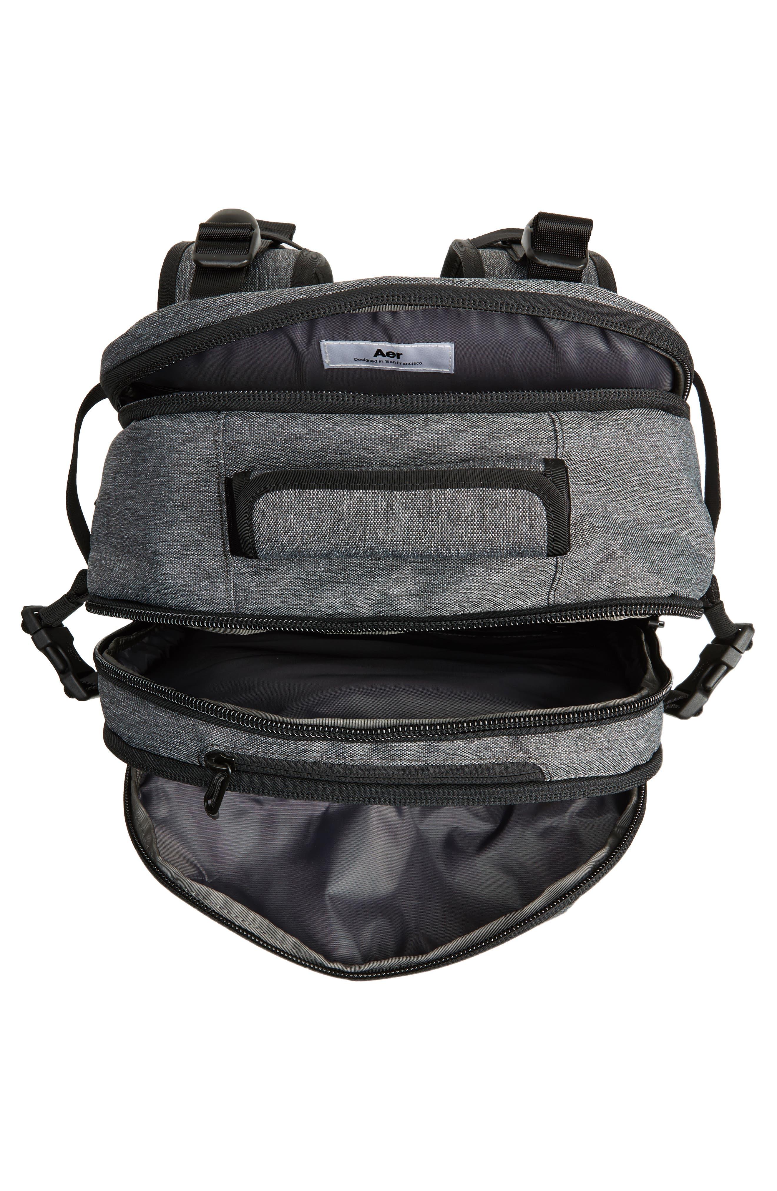 Travel Pack Backpack,                             Alternate thumbnail 4, color,                             Grey