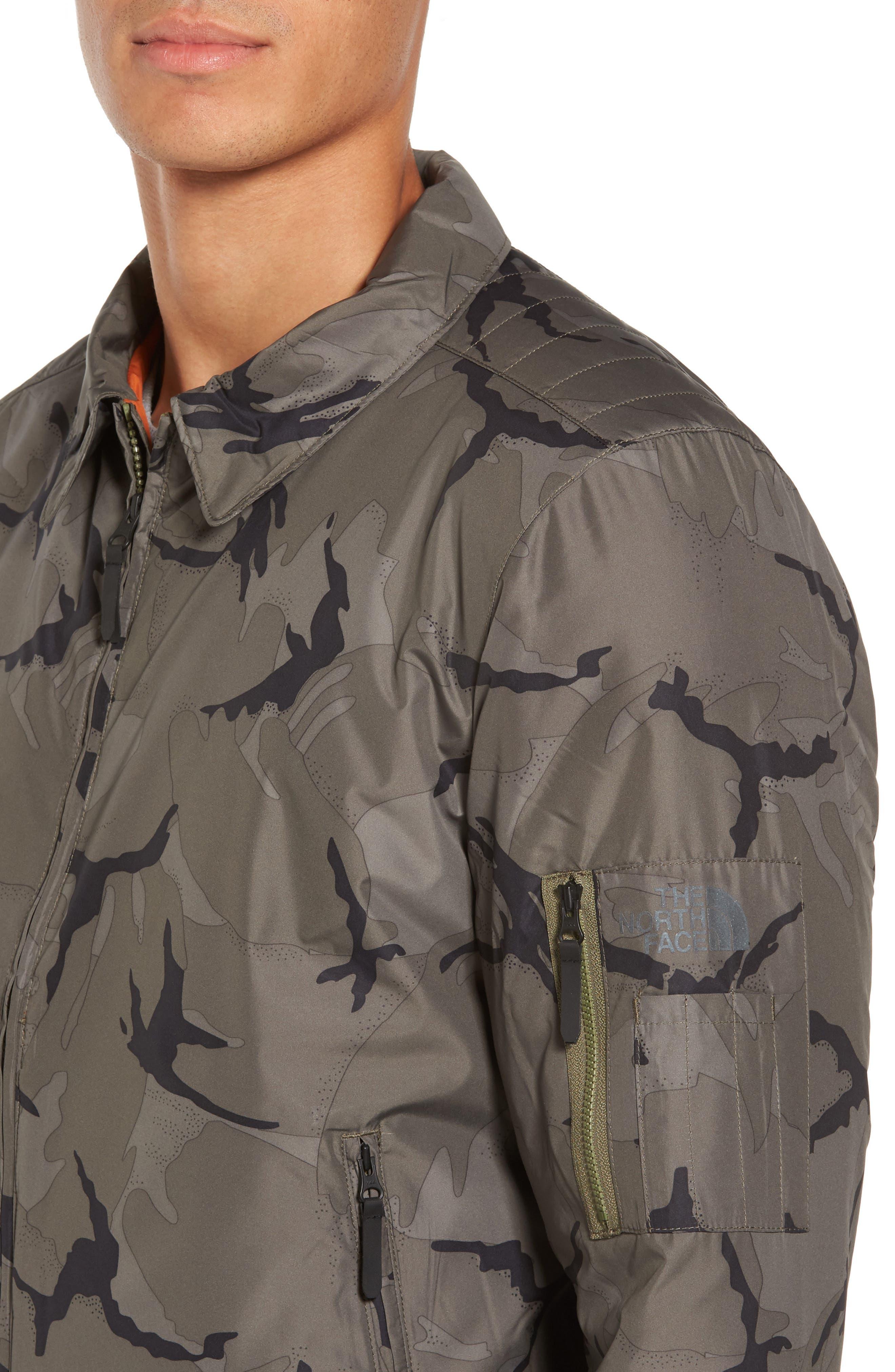 Alternate Image 4  - The North Face Barstol Aviator Jacket