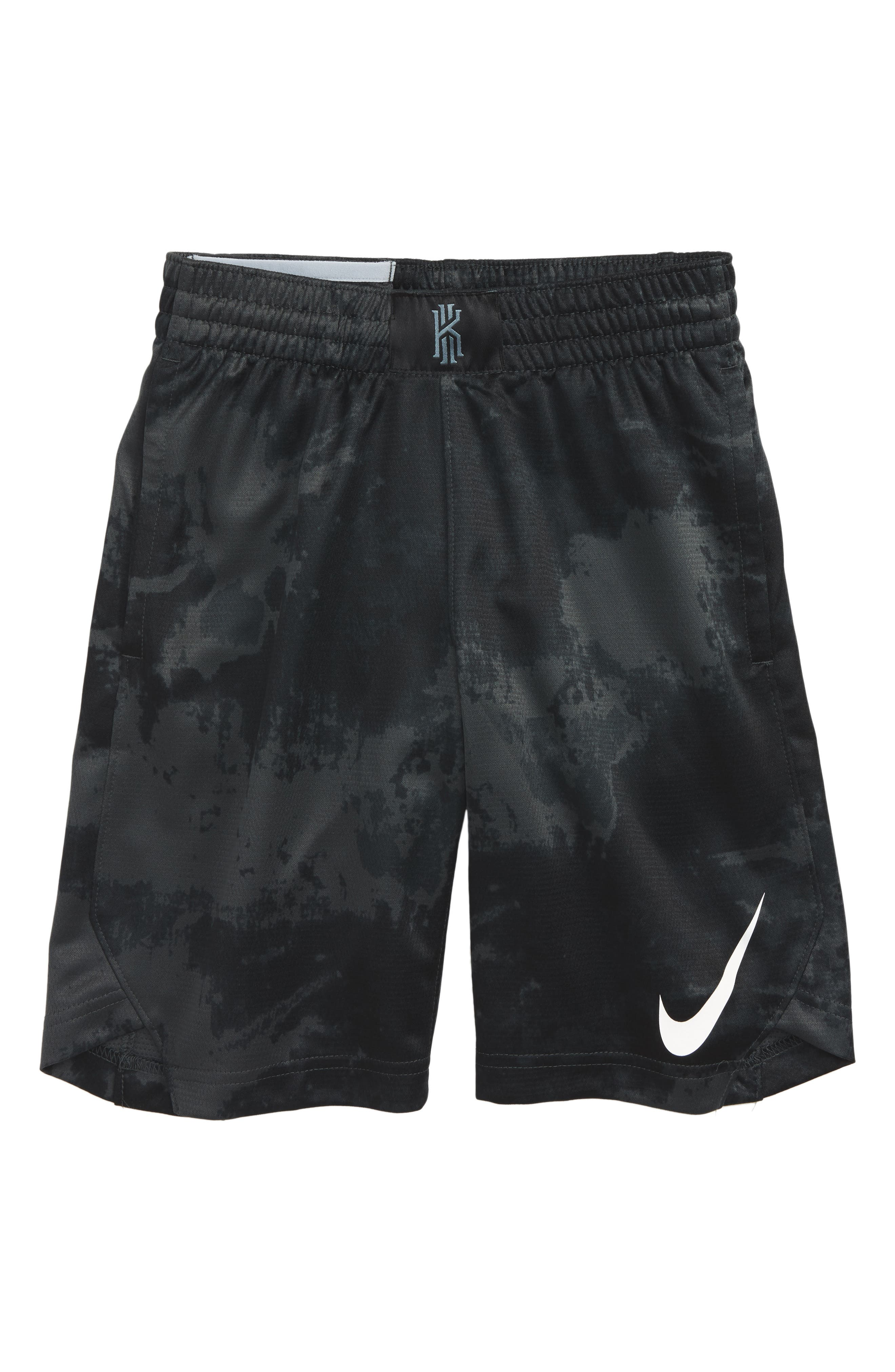 Alternate Image 1 Selected - Nike Dry Kyrie Elite Basketball Shorts (Little Boys & Big Boys)