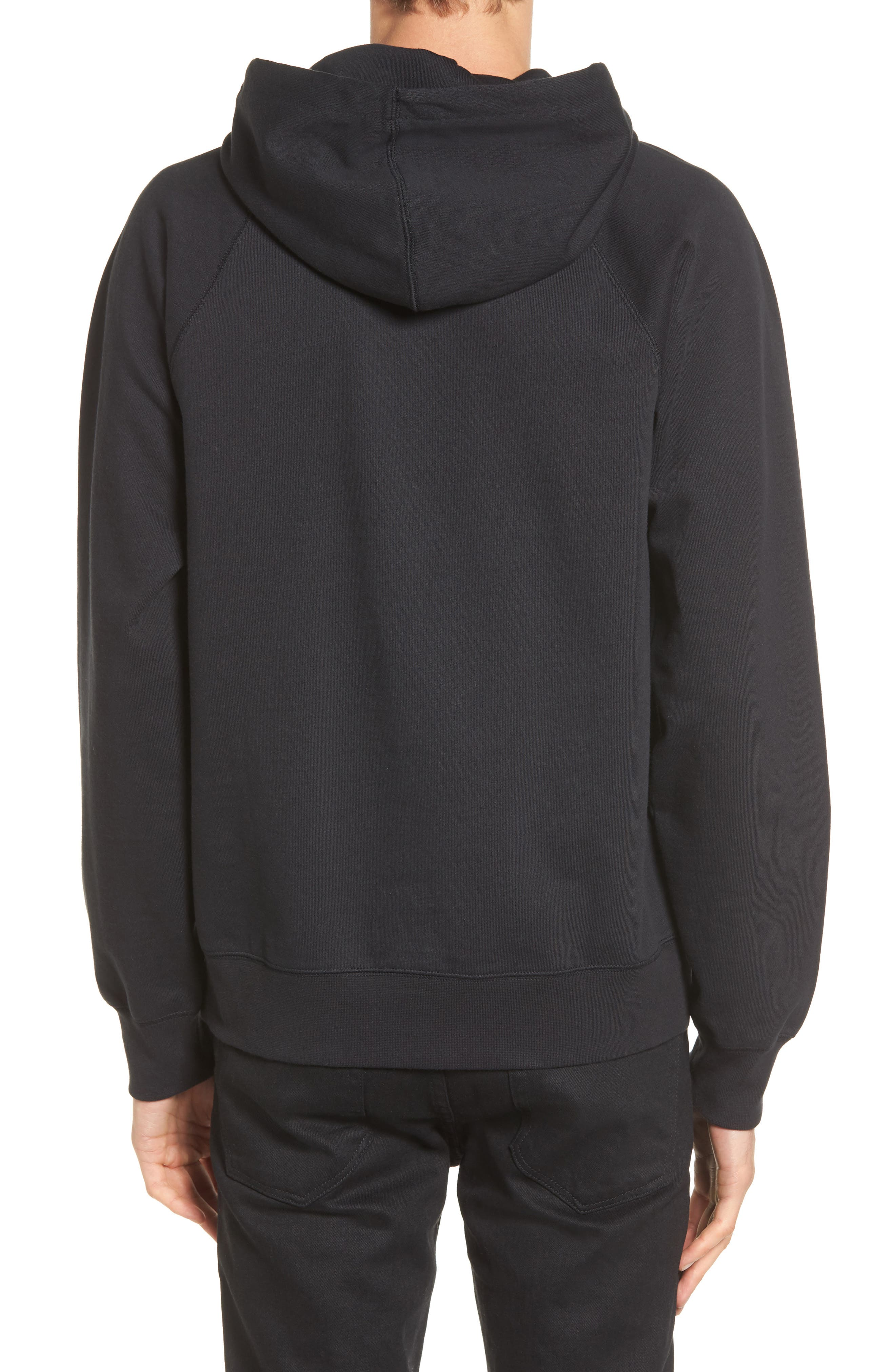 Alternate Image 2  - Everlane The Classic French Terry Pullover Hoodie