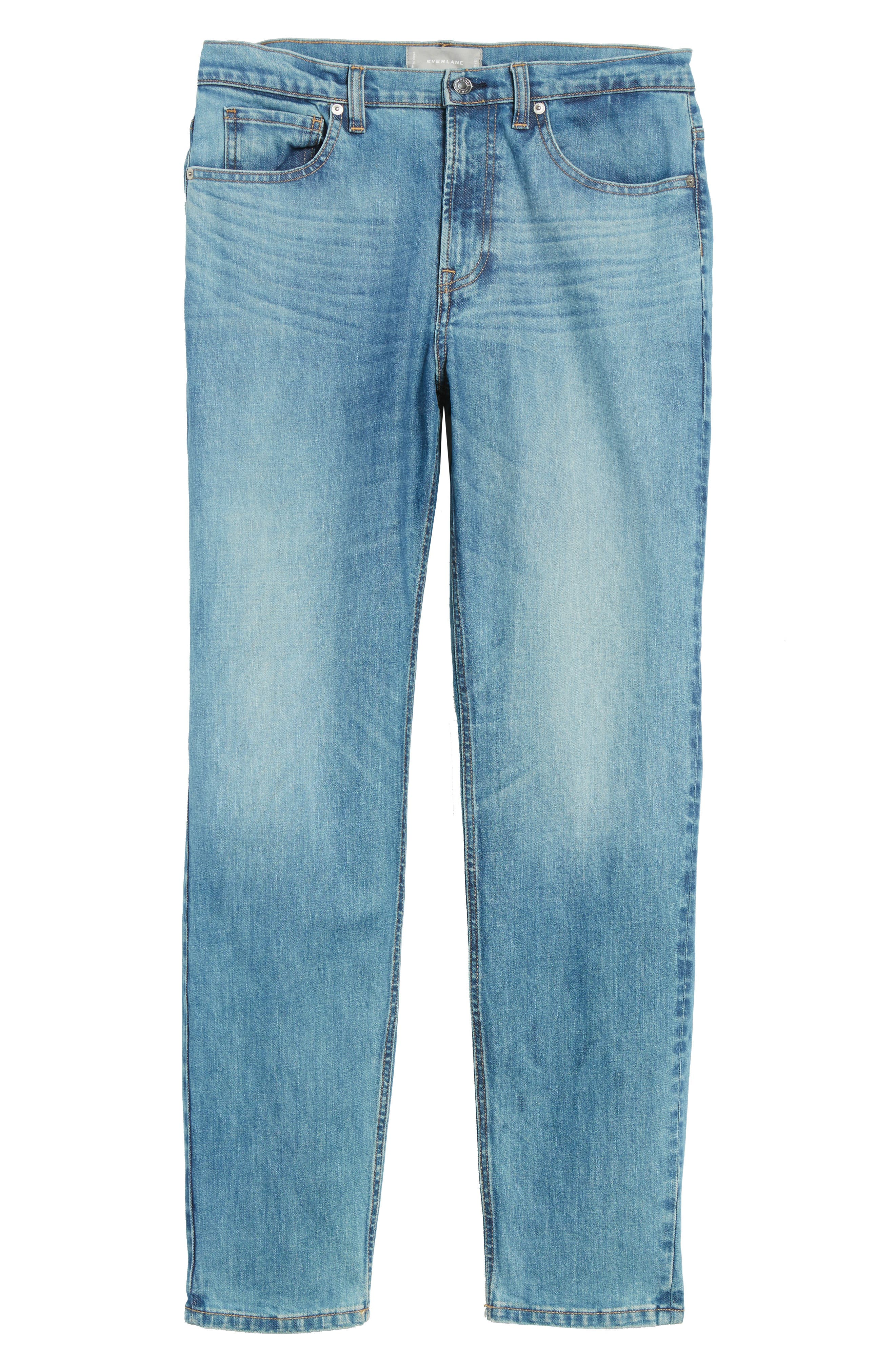 Alternate Image 5  - Everlane The Straight Fit Jeans