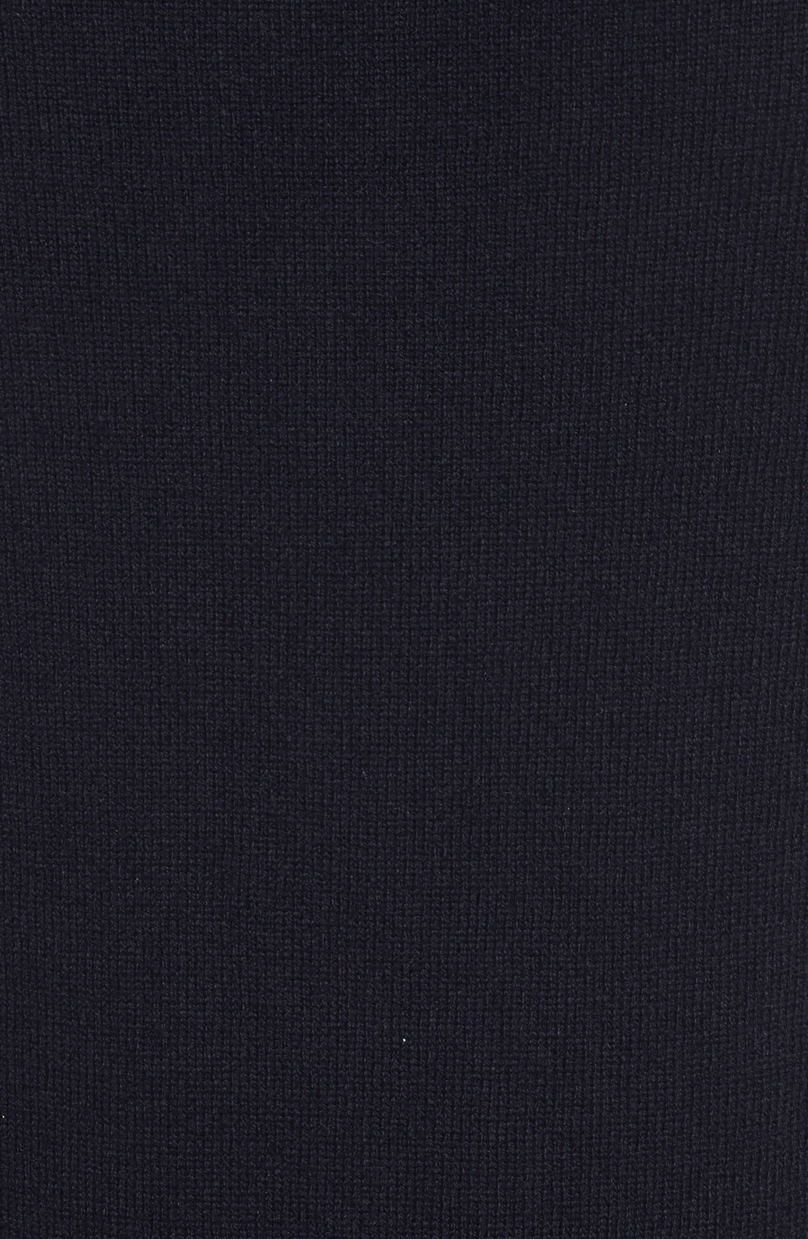Alternate Image 5  - Comme des Garçons PLAY Double Heart Wool Sweater