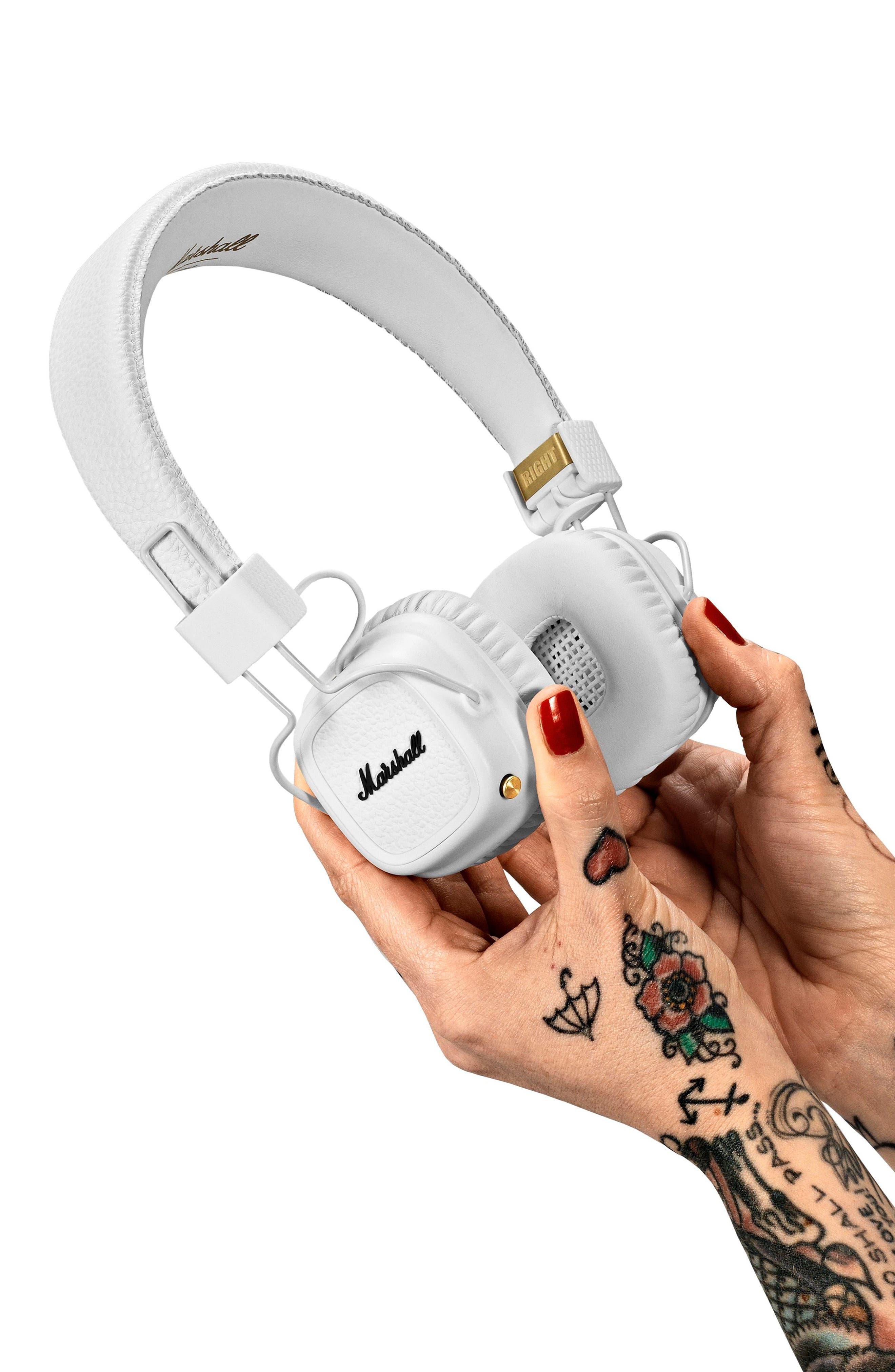 Alternate Image 2  - Marshall Major II Bluetooth® Headphones