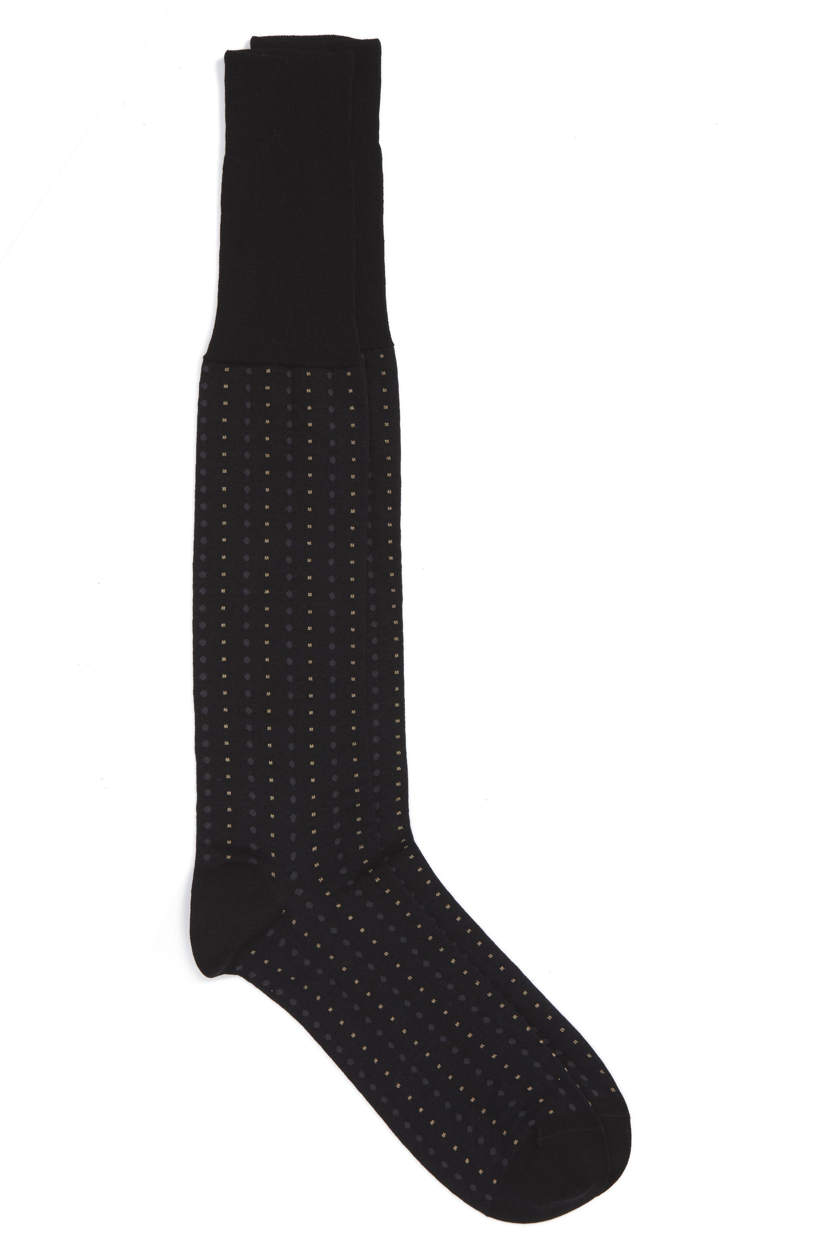 John W. Nordstrom® Mini Dot Socks