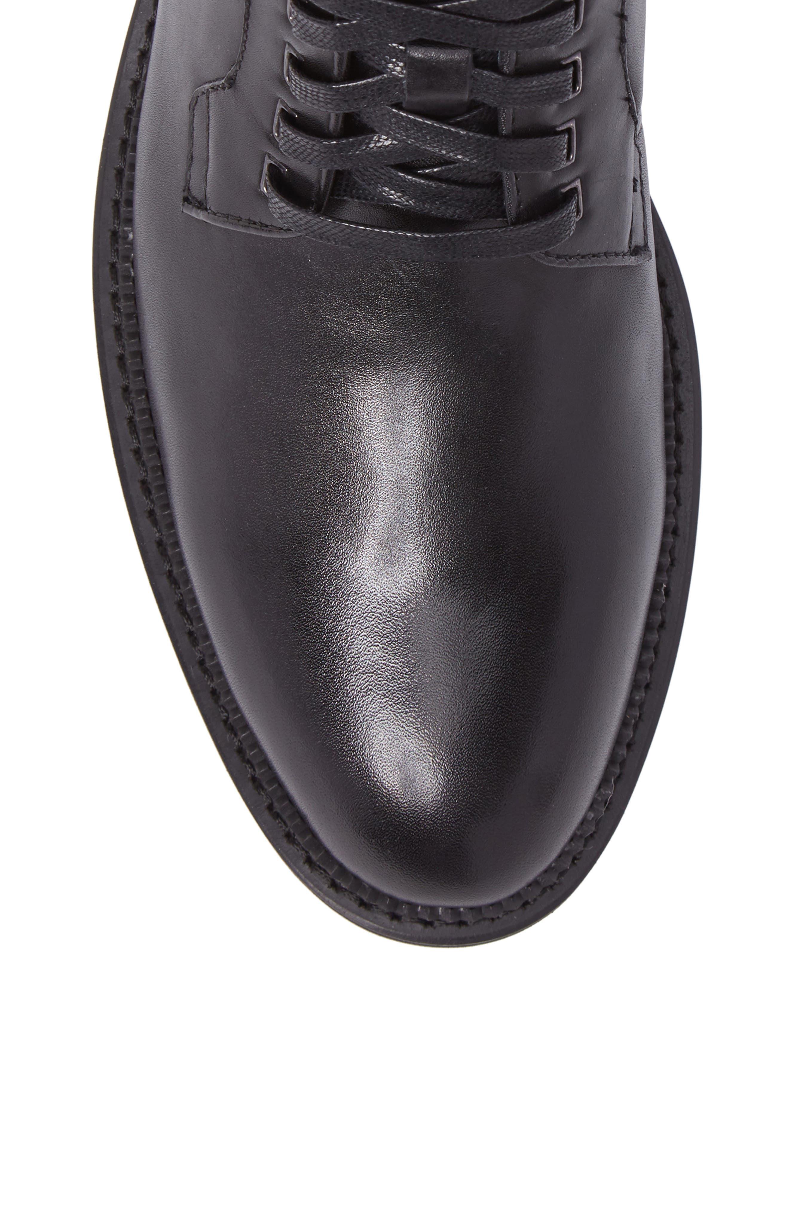 Alternate Image 5  - Zanzara Ginko Plain Toe Boot (Men)