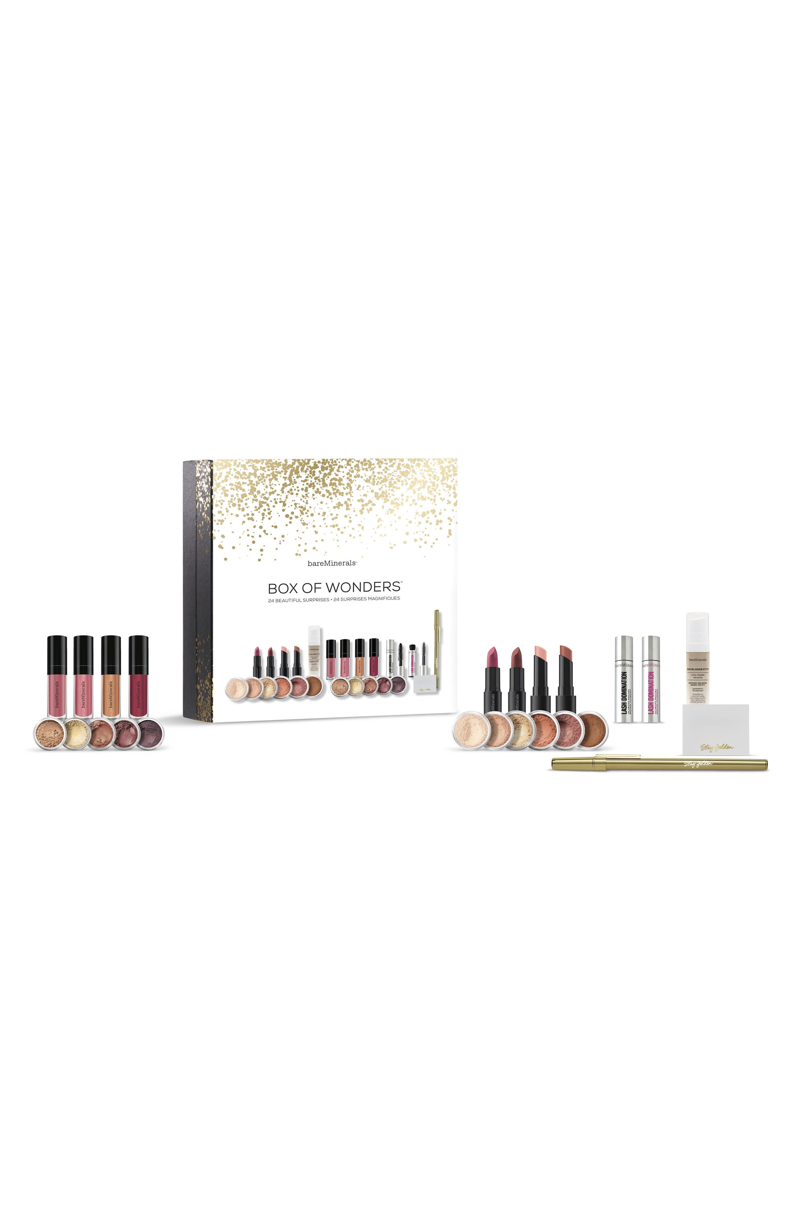 Main Image - bareMinerals® 24 Beautiful Surprises Collection