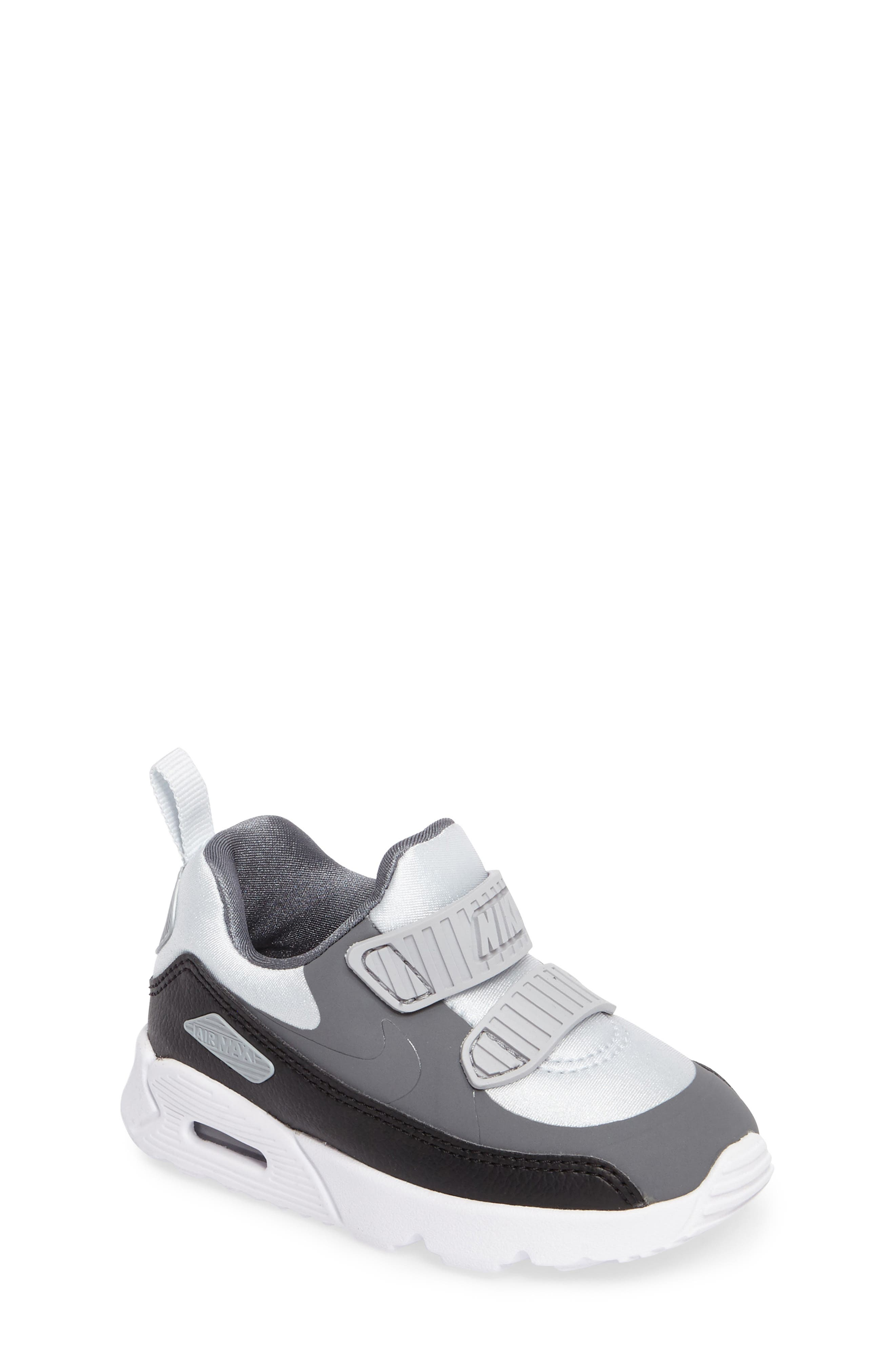Alternate Image 1 Selected - Nike Air Max Tiny 90 Sneaker (Baby, Walker & Toddler)