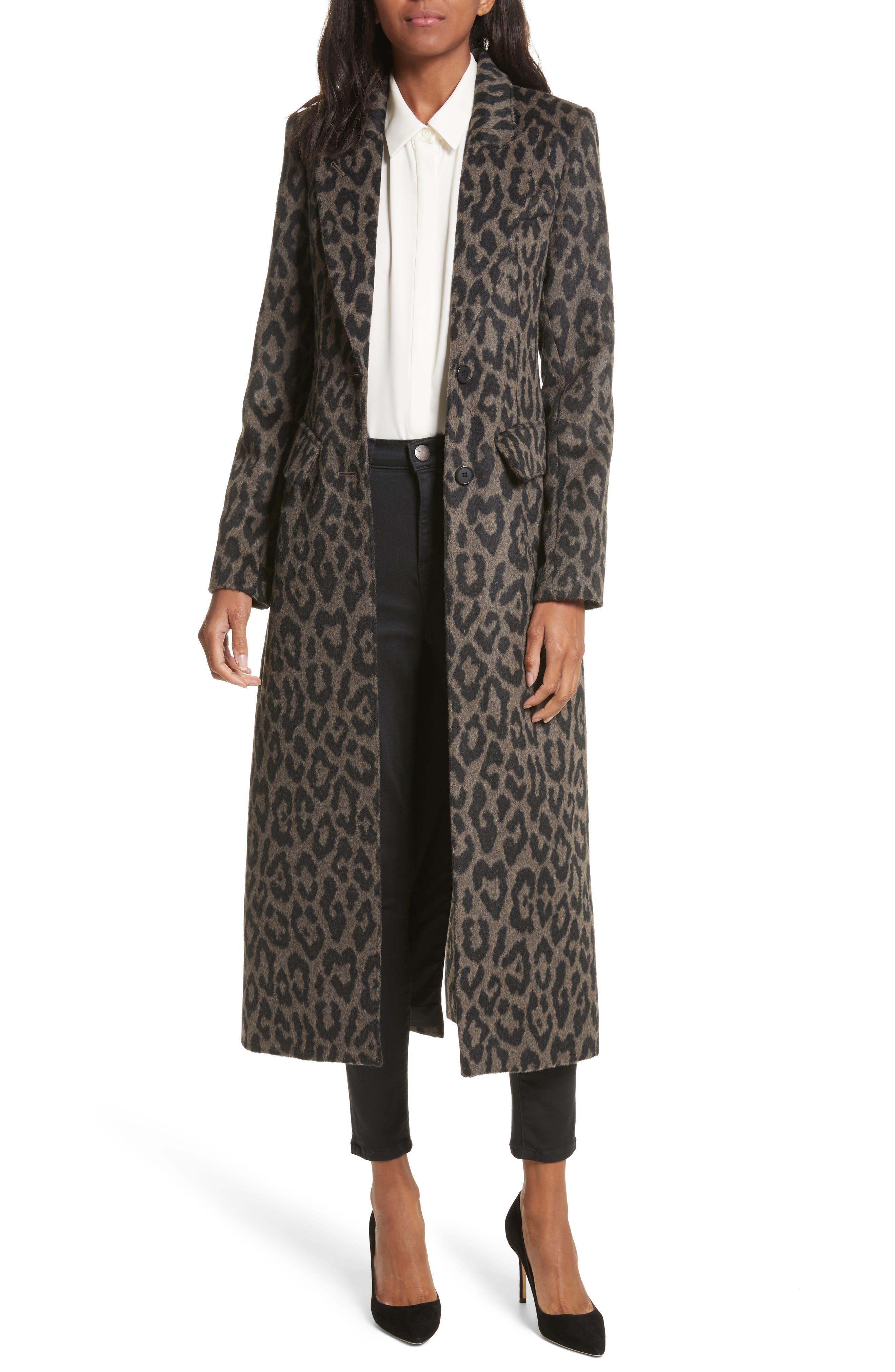 Smythe Brando Alpaca & Wool Coat