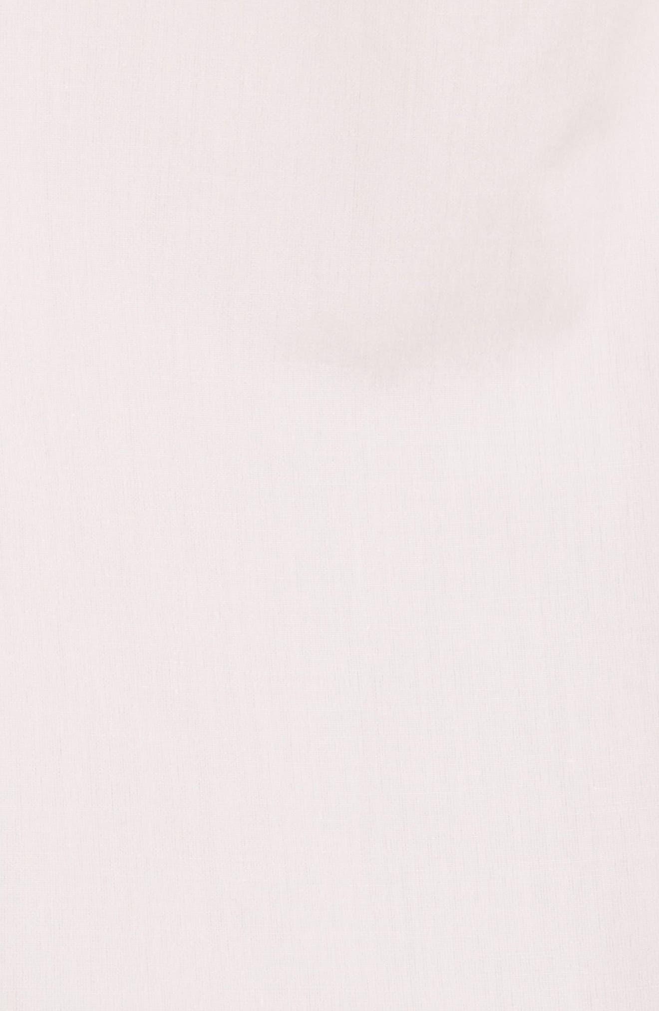 Alternate Image 5  - Helmut Lang Cutout Cotton Poplin Shirt