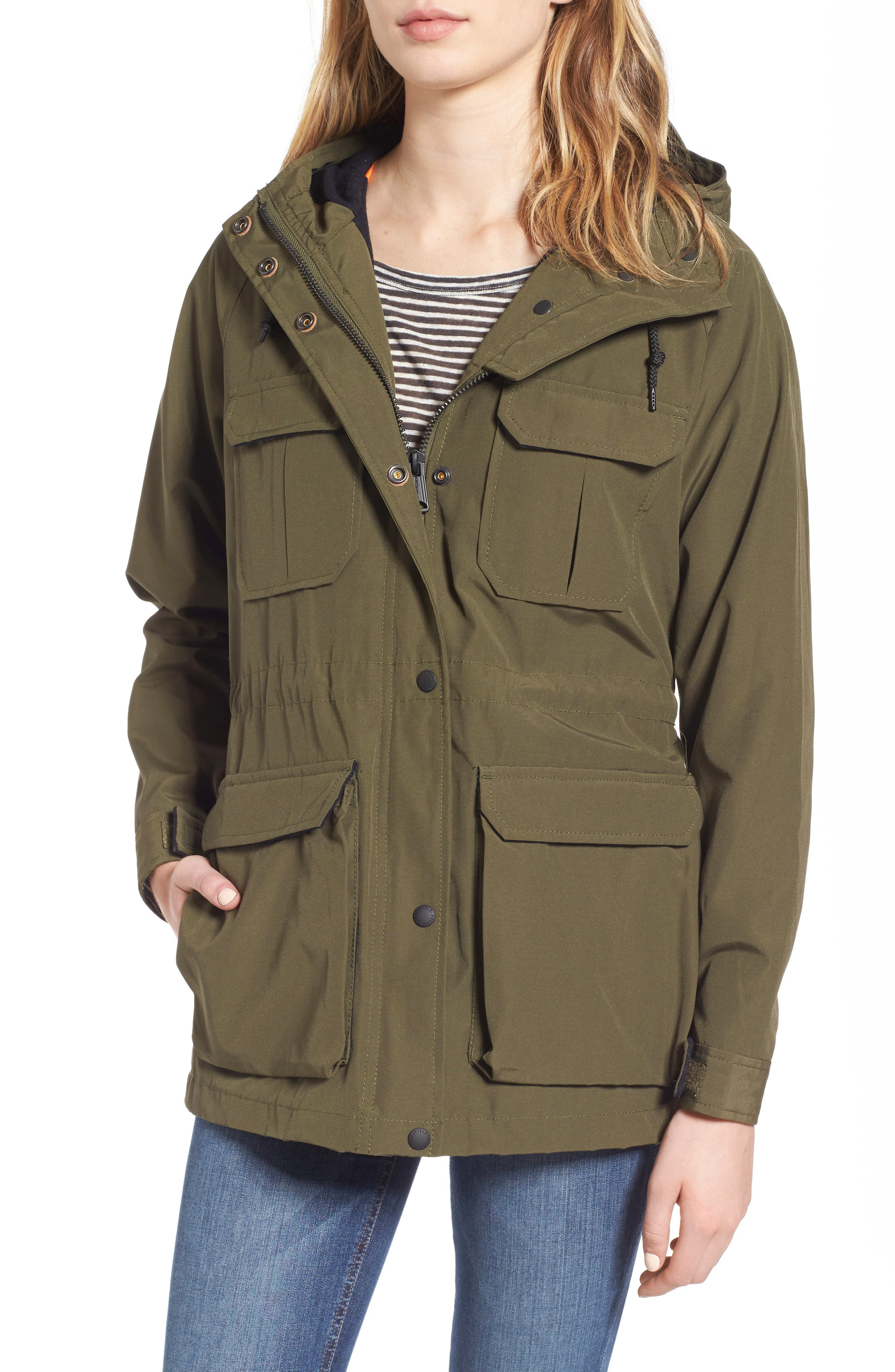 Alternate Image 1 Selected - Penfield 'Kasson' Double Layer Mountain Parka