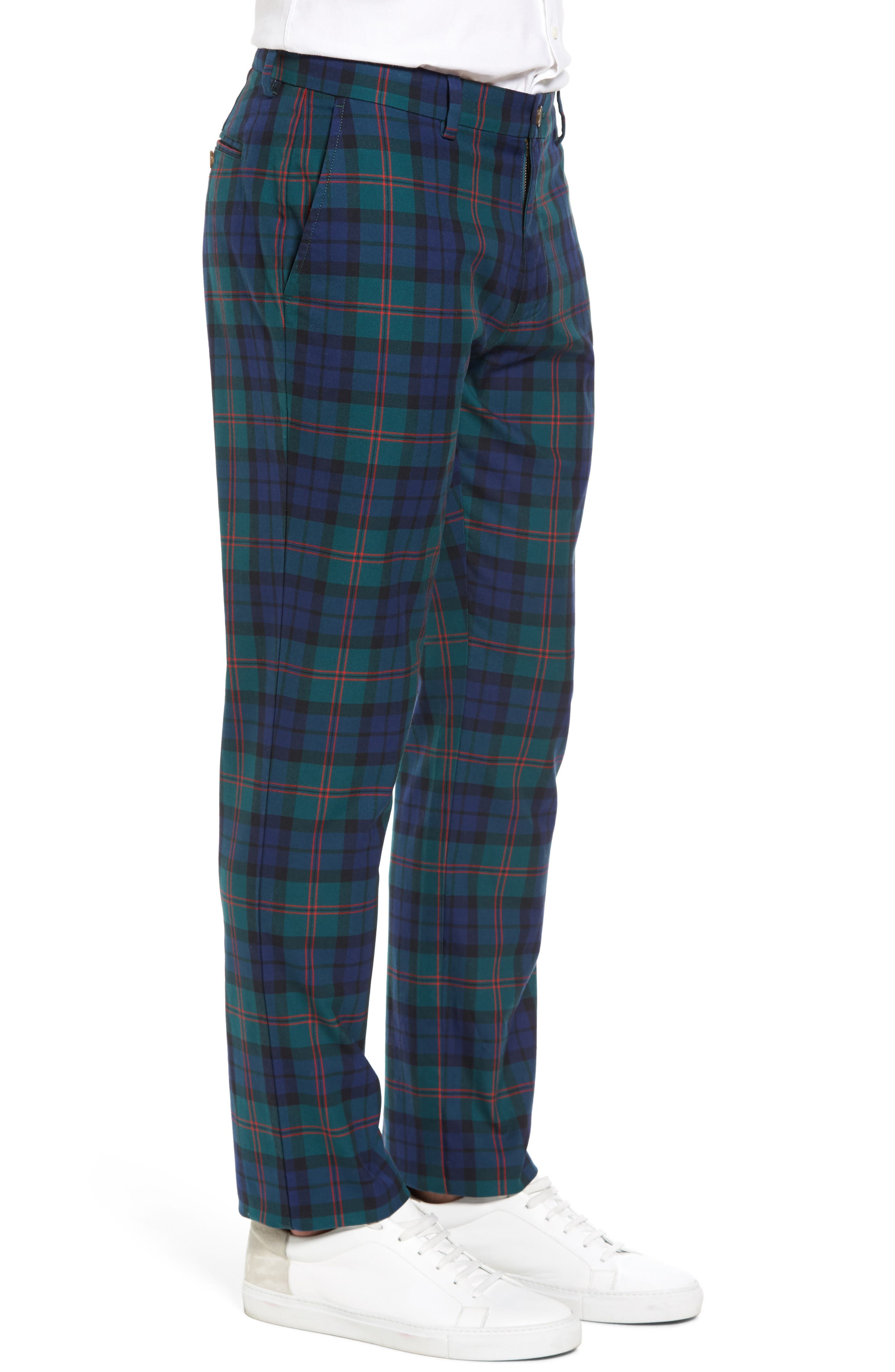 Alternate Image 3  - vineyard vines Breaker Holiday Tartan Pants