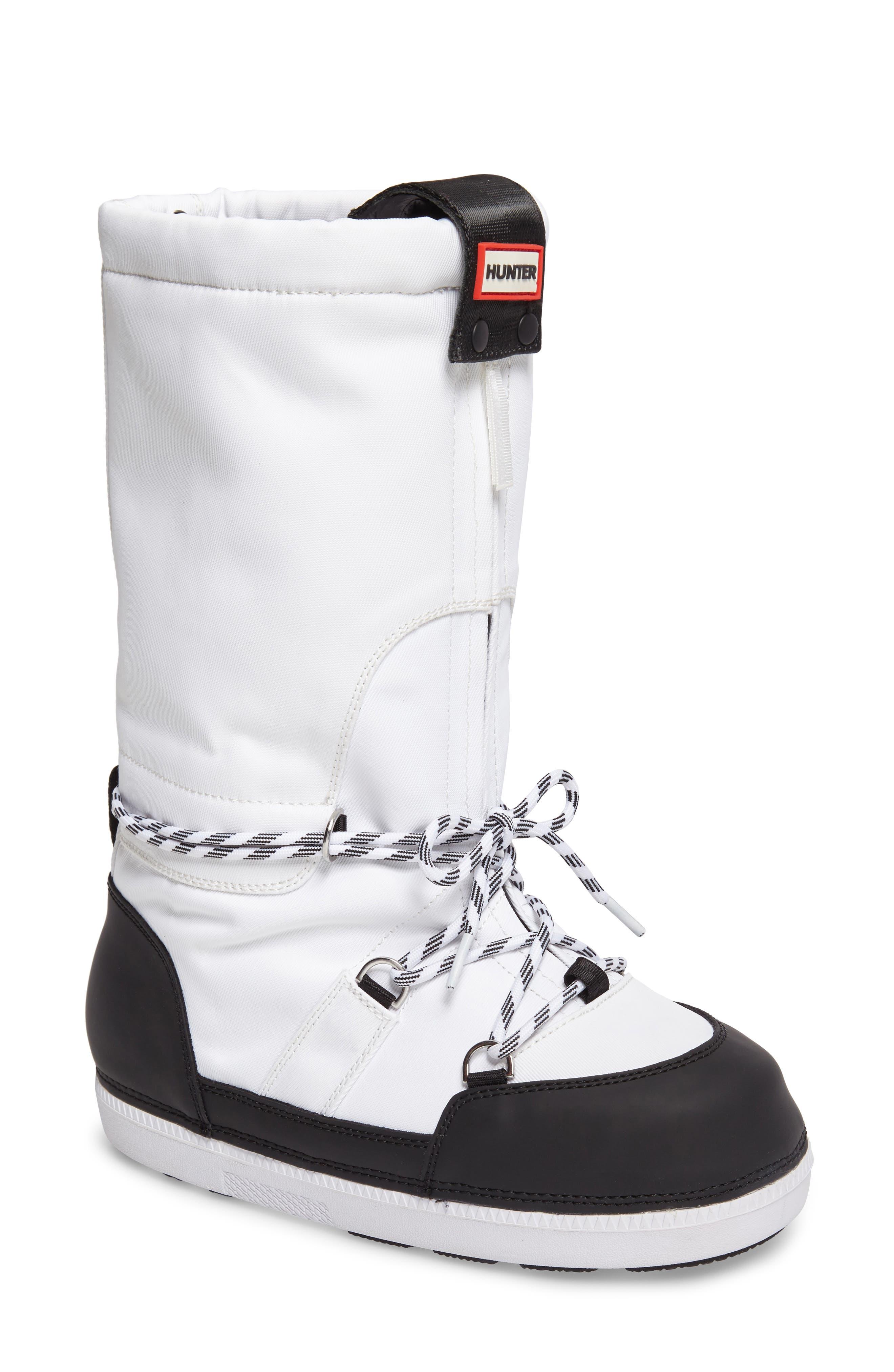 Alternate Image 1 Selected - Hunter Original Waterproof Snow Boot (Women)