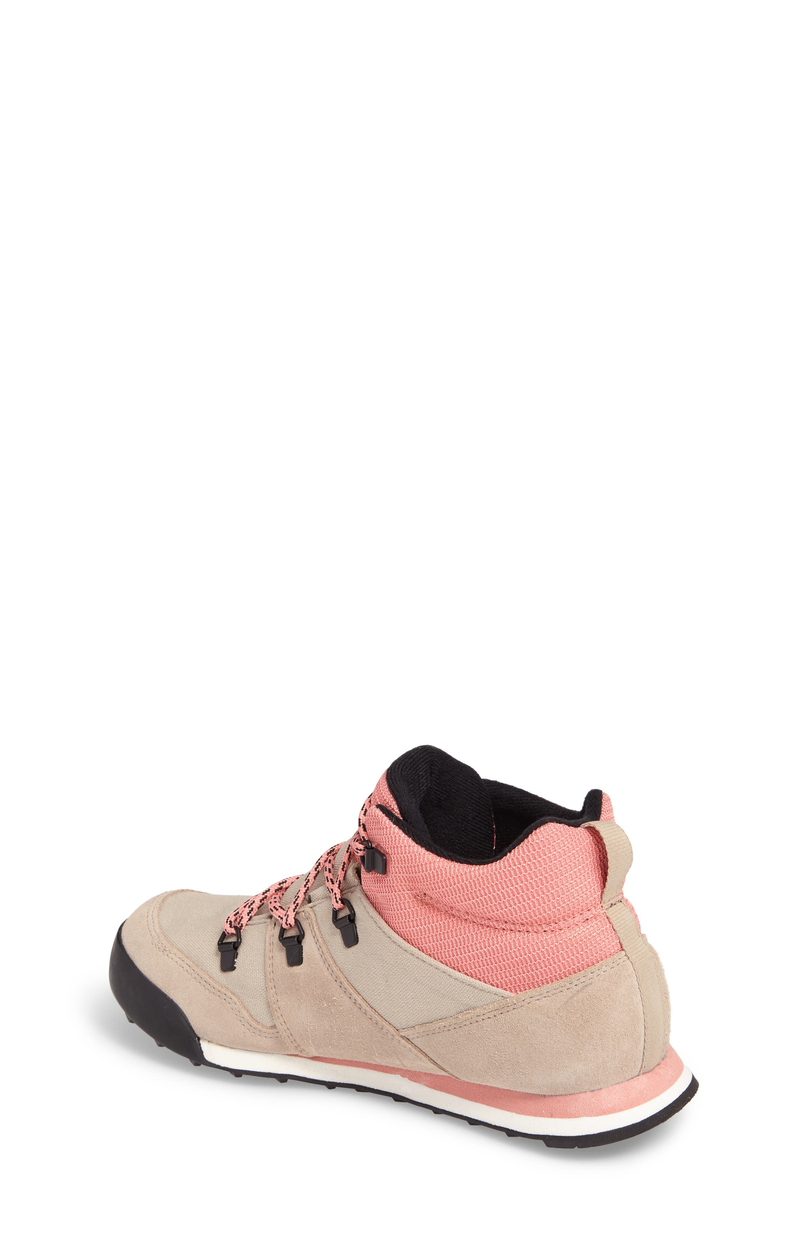 Snowpitch Insulated Sneaker Boot,                             Alternate thumbnail 2, color,                             Icey Pink/ Khaki/ Energy Pink