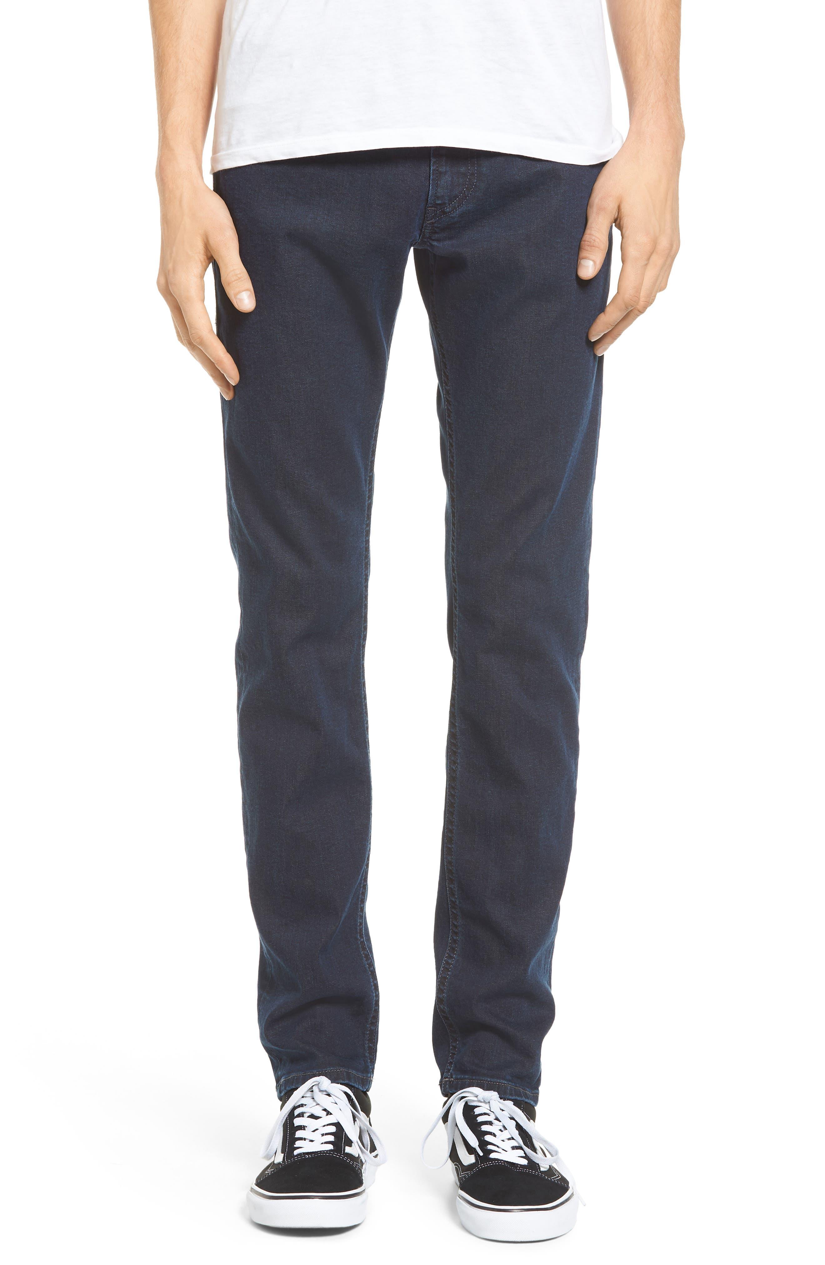 Alternate Image 1 Selected - DIESEL® Thommer Slim Fit Jeans