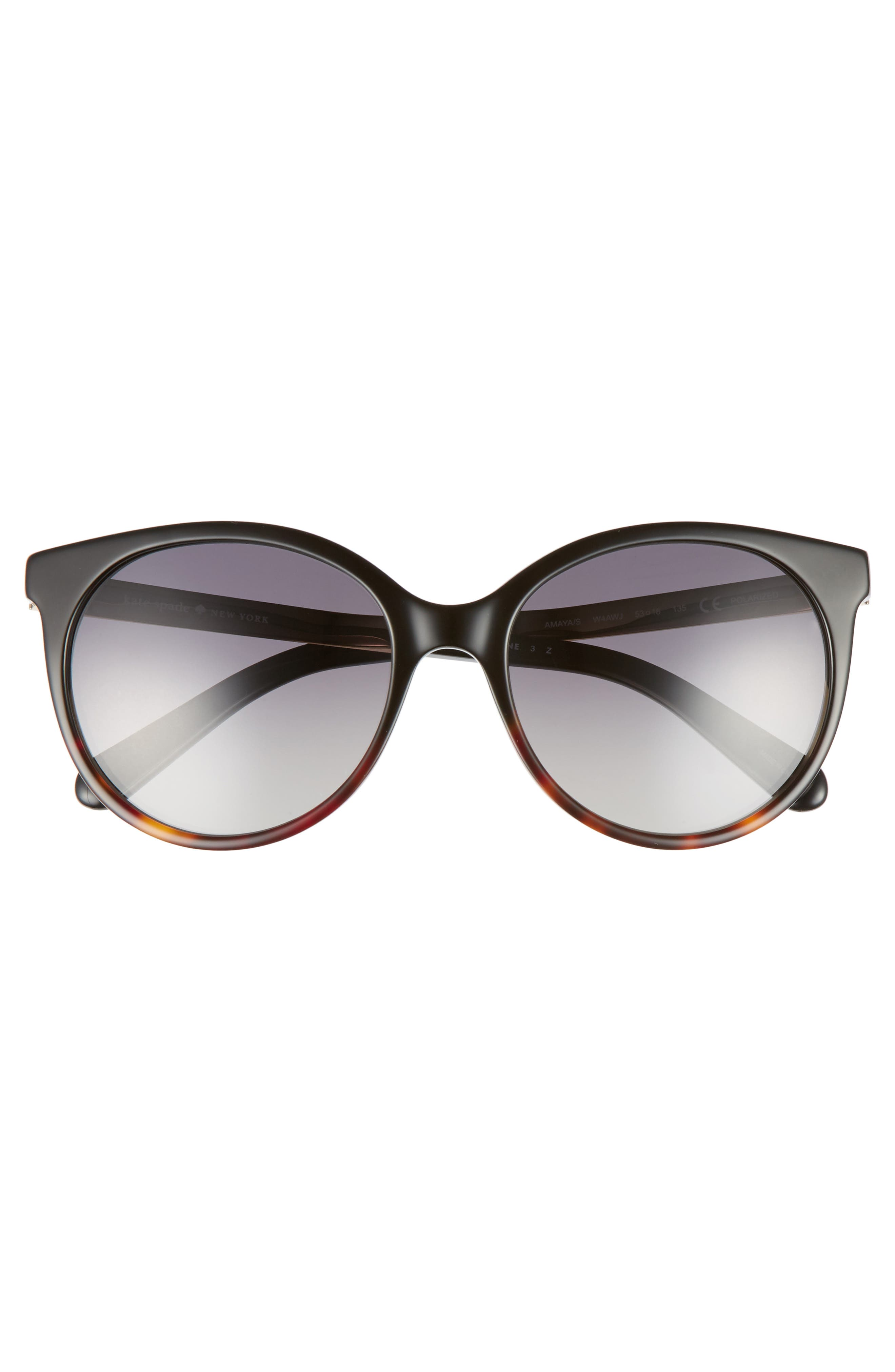 Alternate Image 3  - kate spade new york 'amayas' 53mm cat eye sunglasses