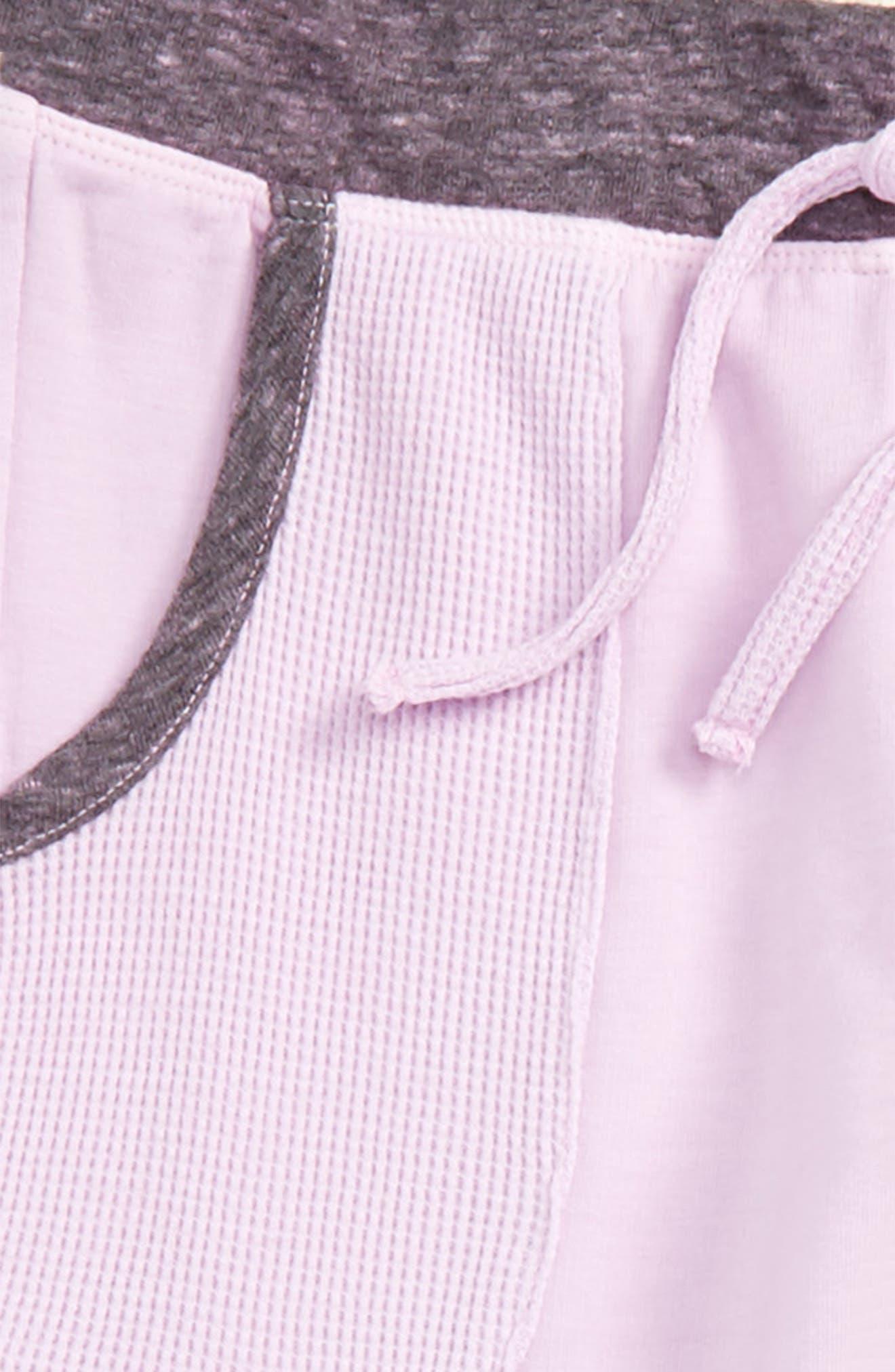 Alternate Image 2  - Miki Miette Haydon Jogger Pants (Little Girls & Toddler Girls)