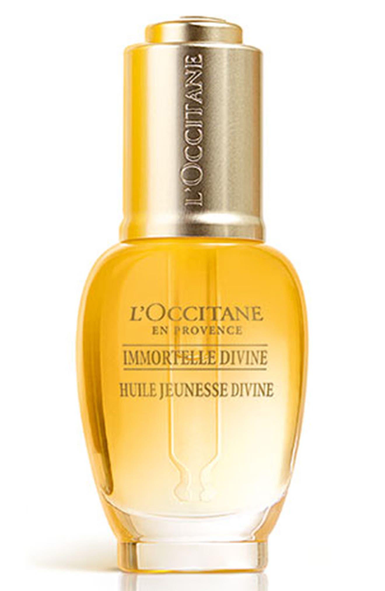 Main Image - L'Occitane Immortelle Divine Youth Oil