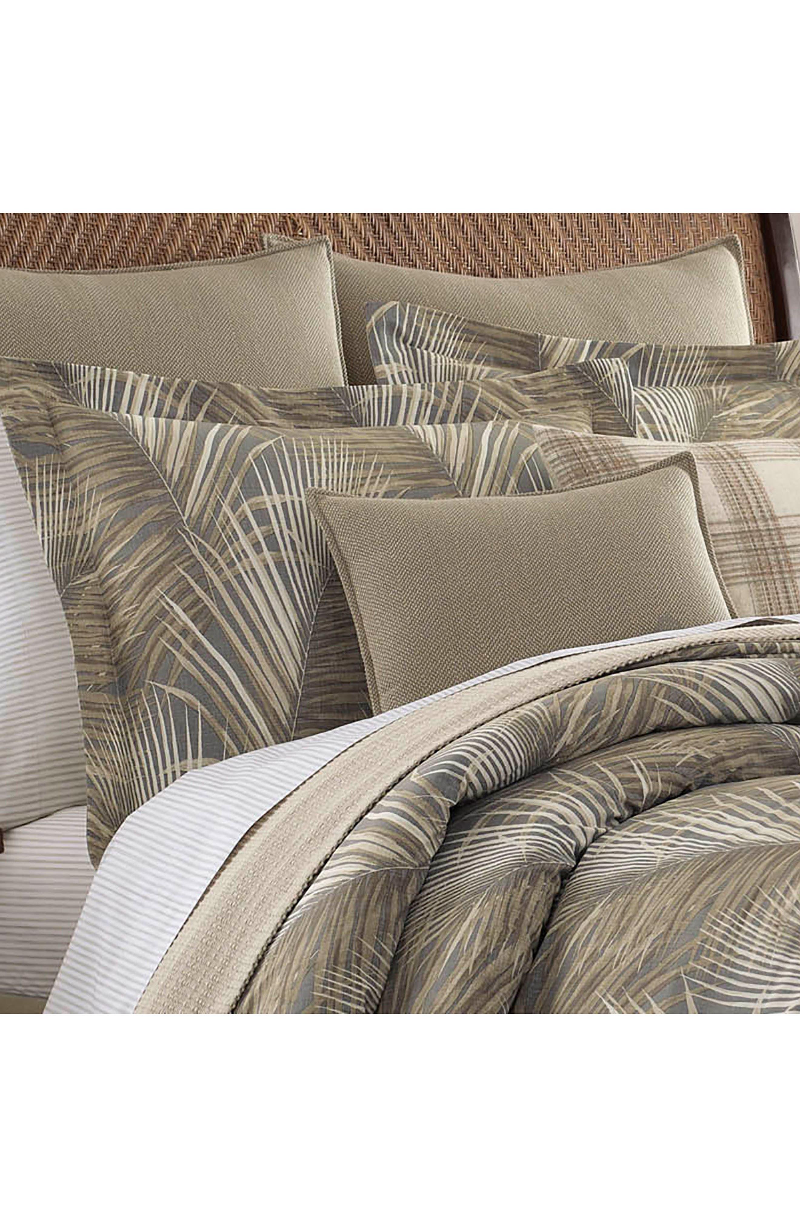 Alternate Image 3  - Tommy Bahama Raffia Palms Comforter & Sham Set