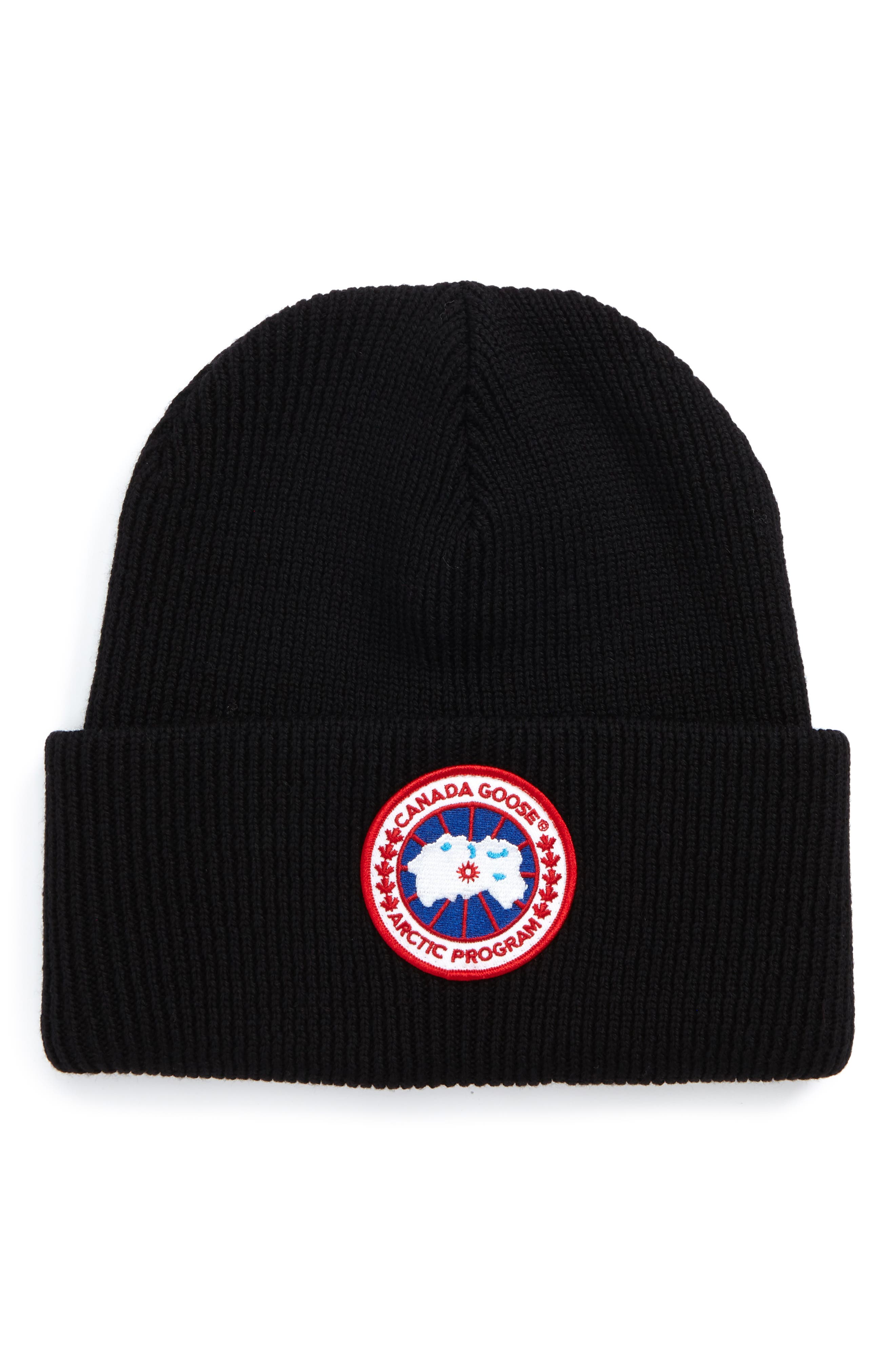 Alternate Image 1 Selected - Canada Goose Arctic Disc Beanie