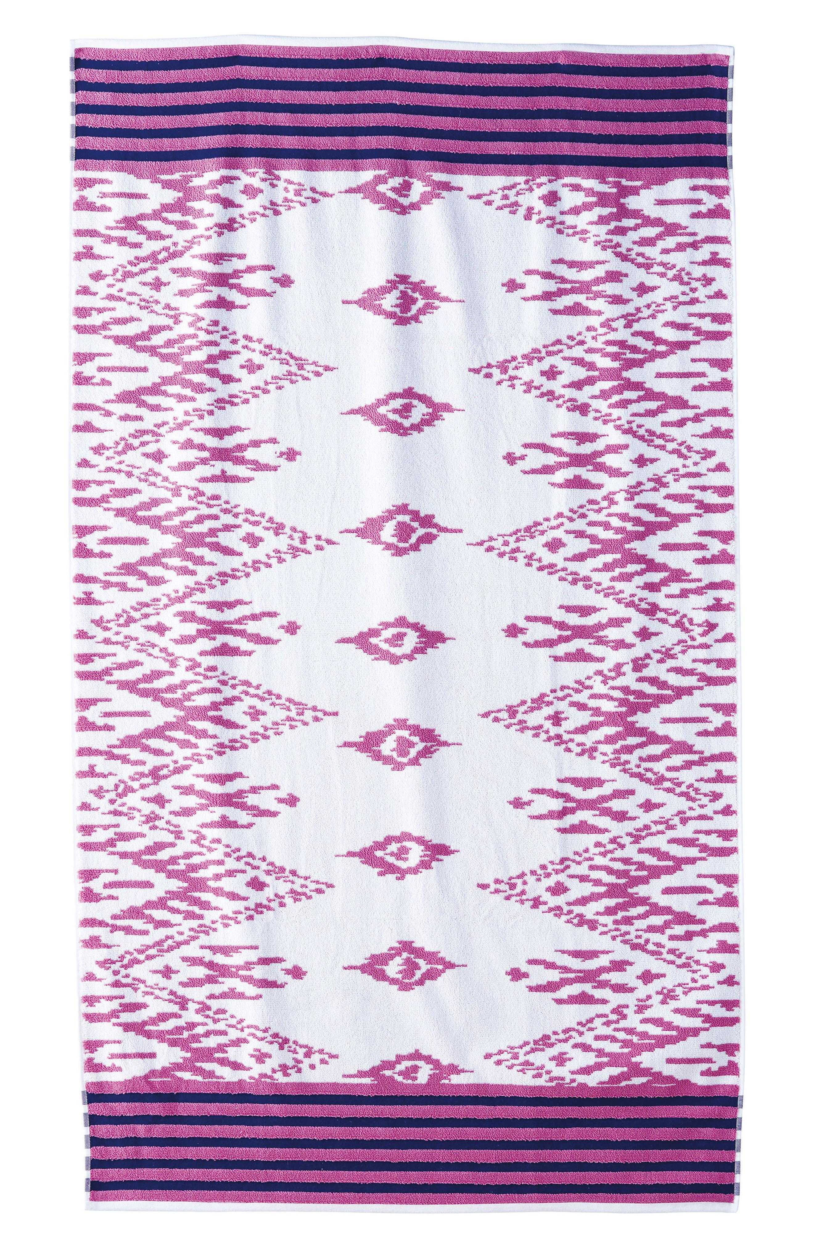 Alternate Image 2  - John Robshaw Dita Resort Towel