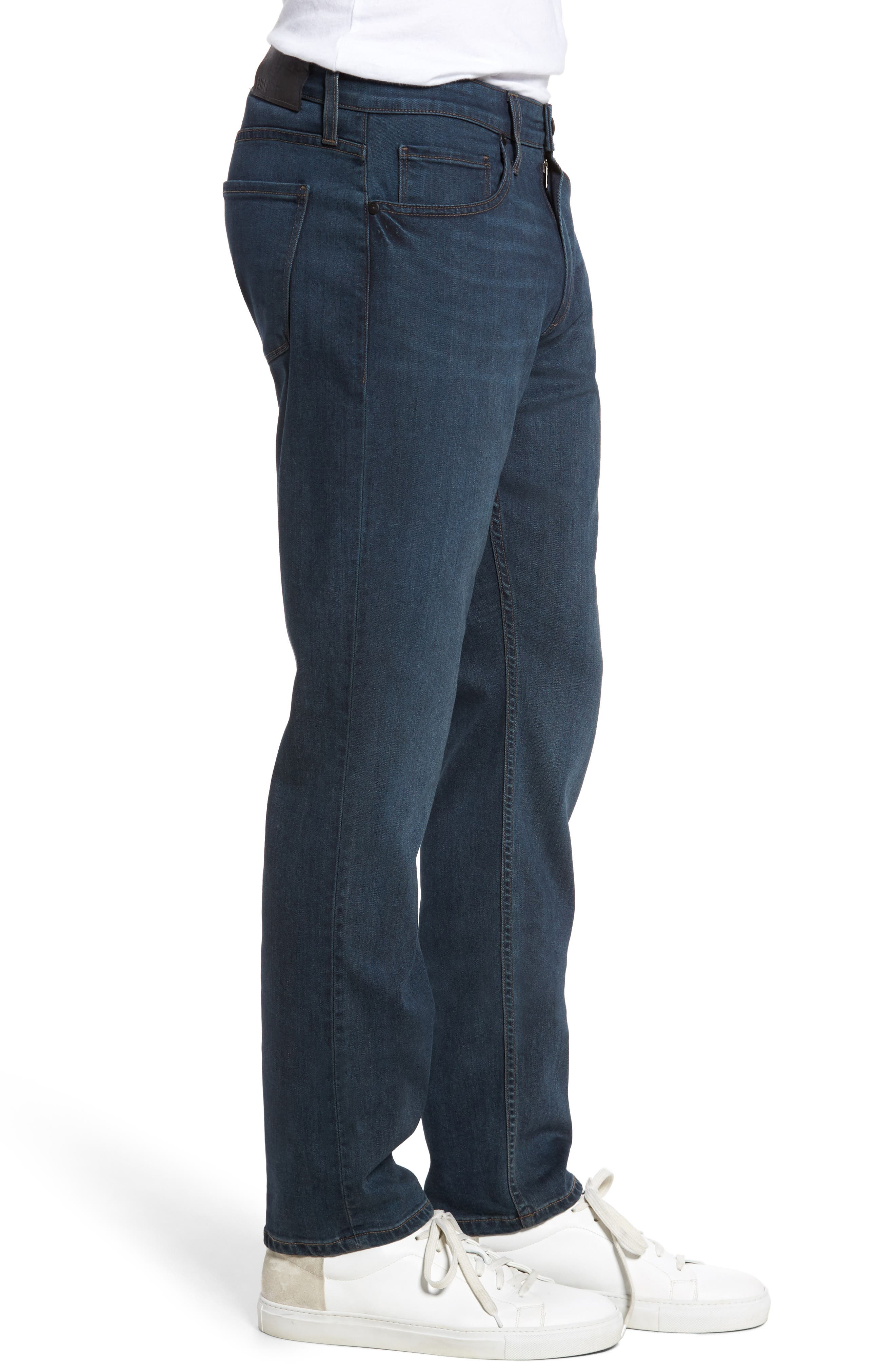 Federal Slim Straight Fit Jeans,                             Alternate thumbnail 3, color,                             Points