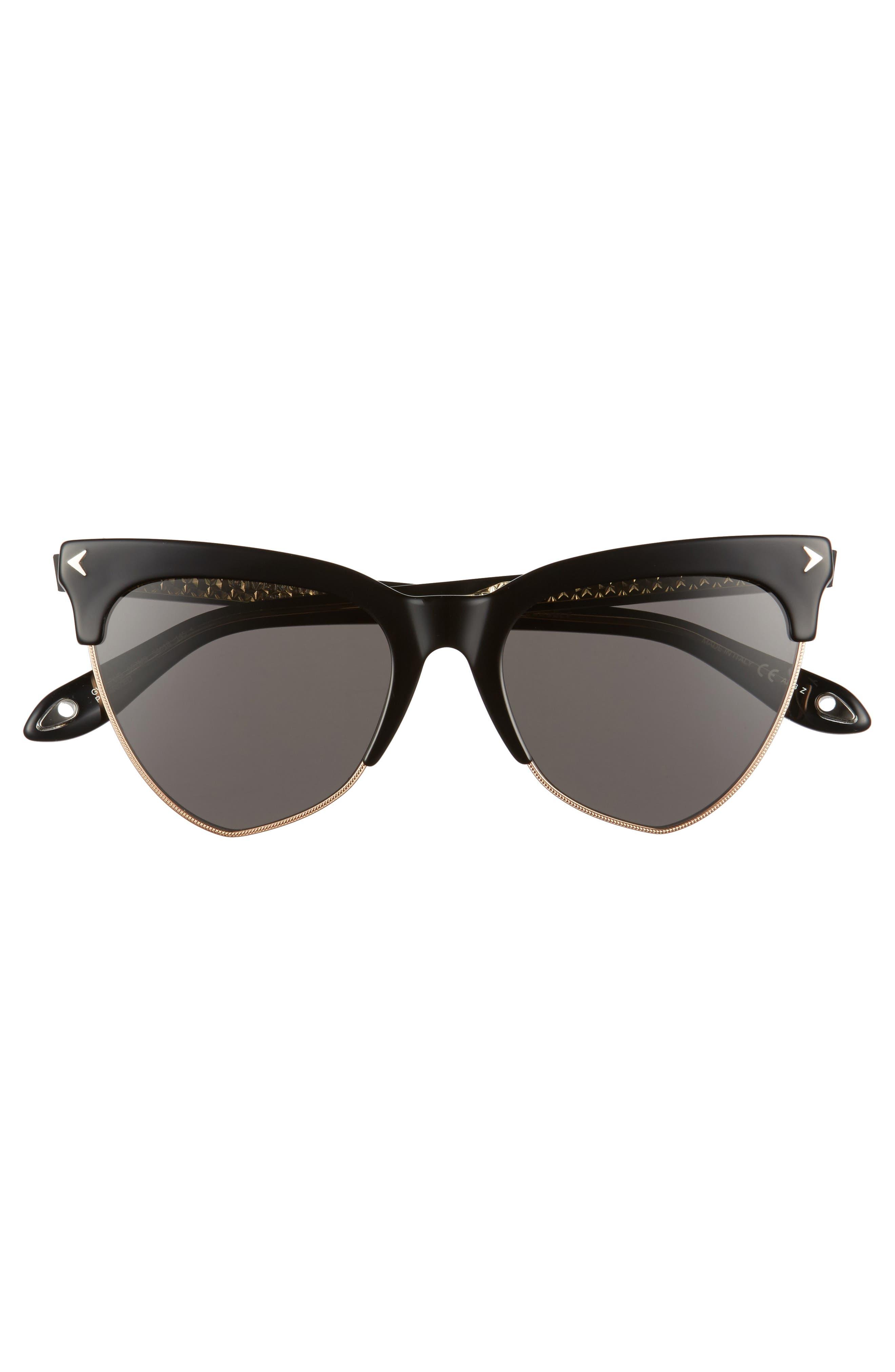 Alternate Image 3  - Givenchy 54mm Polarized Cat Eye Sunglasses