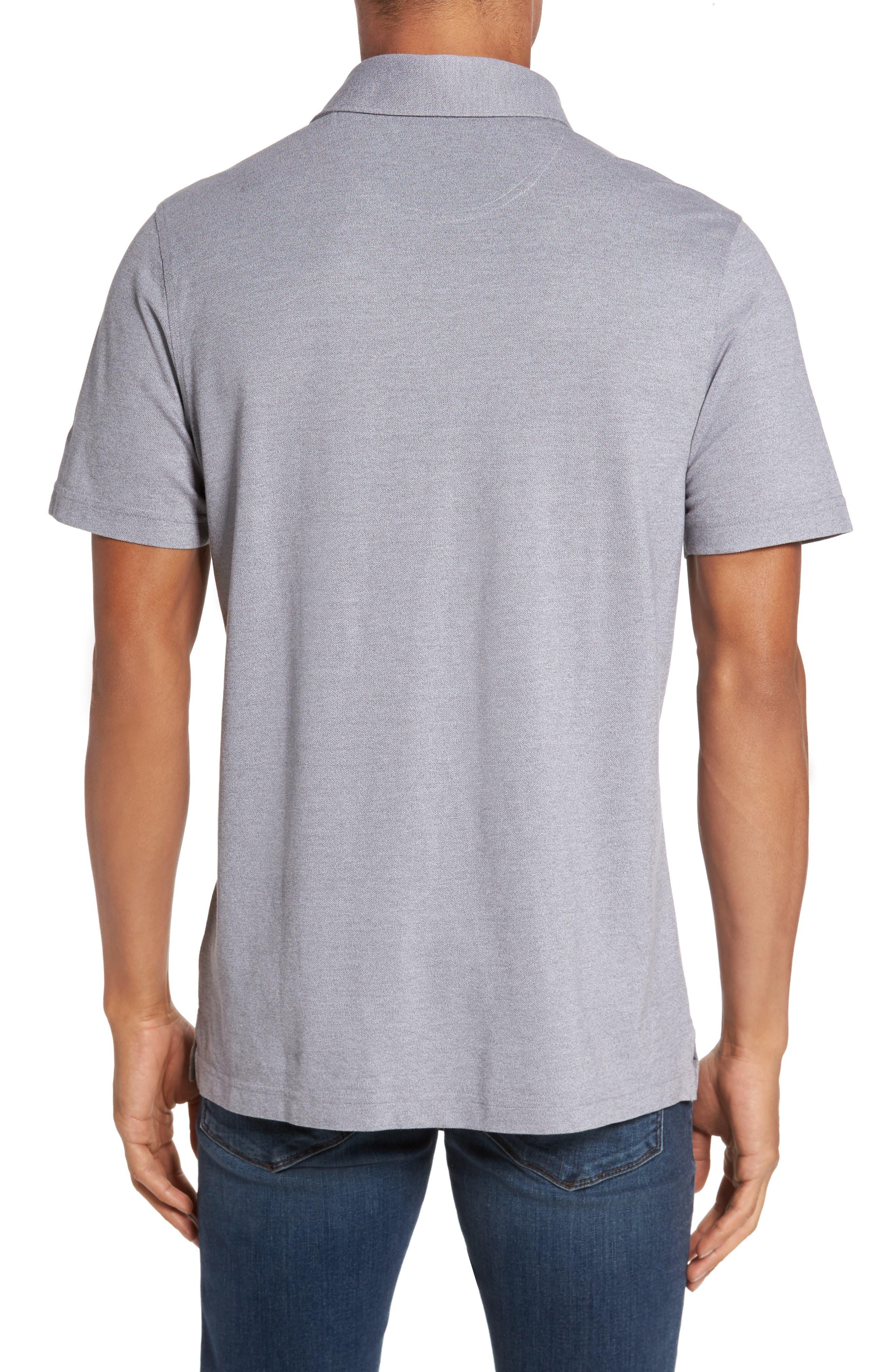 Alternate Image 2  - Nordstrom Men's Shop Regular Fit Polo