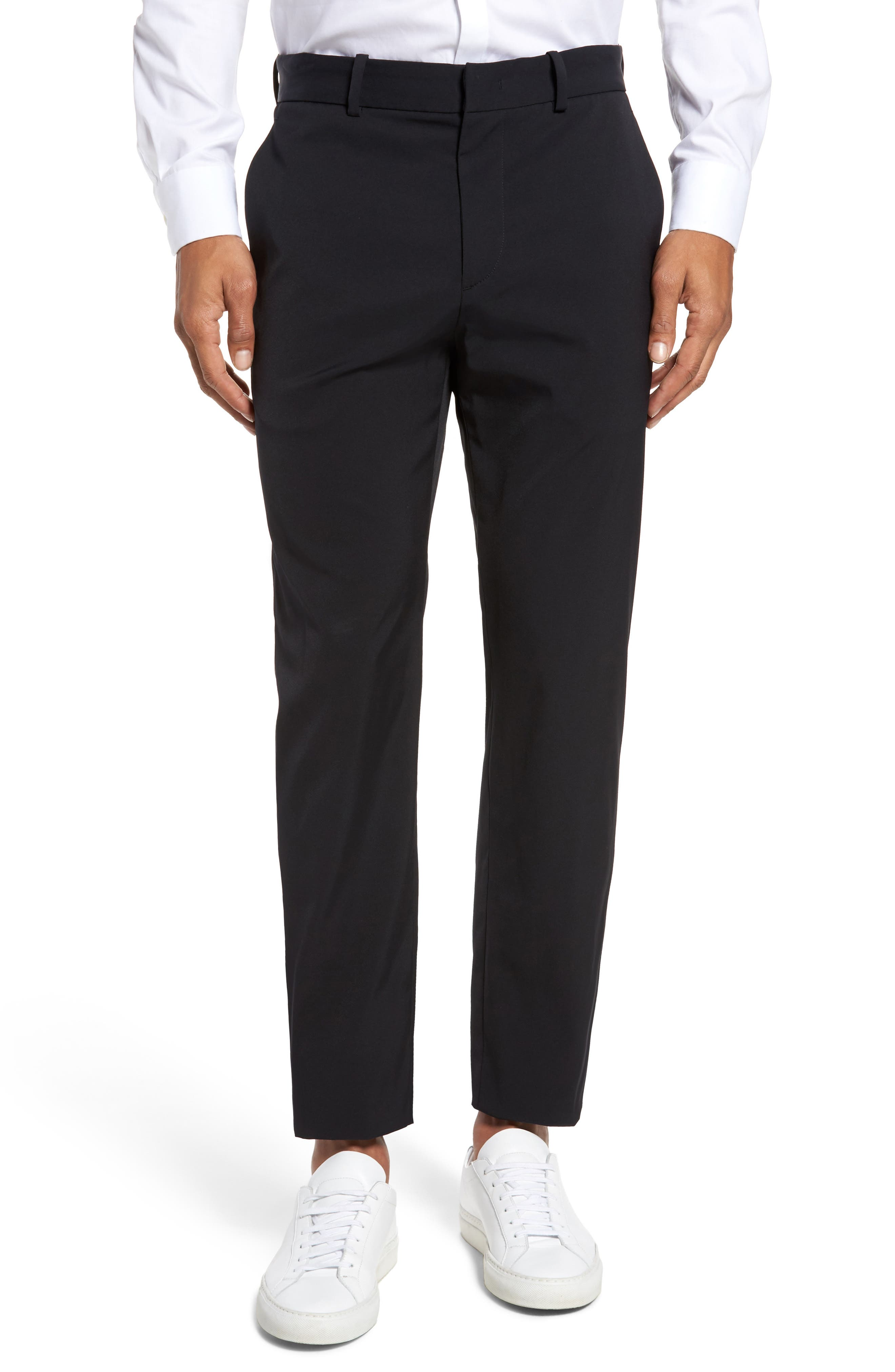 Peterson Neoteric Tech Chino Pants,                         Main,                         color, Black
