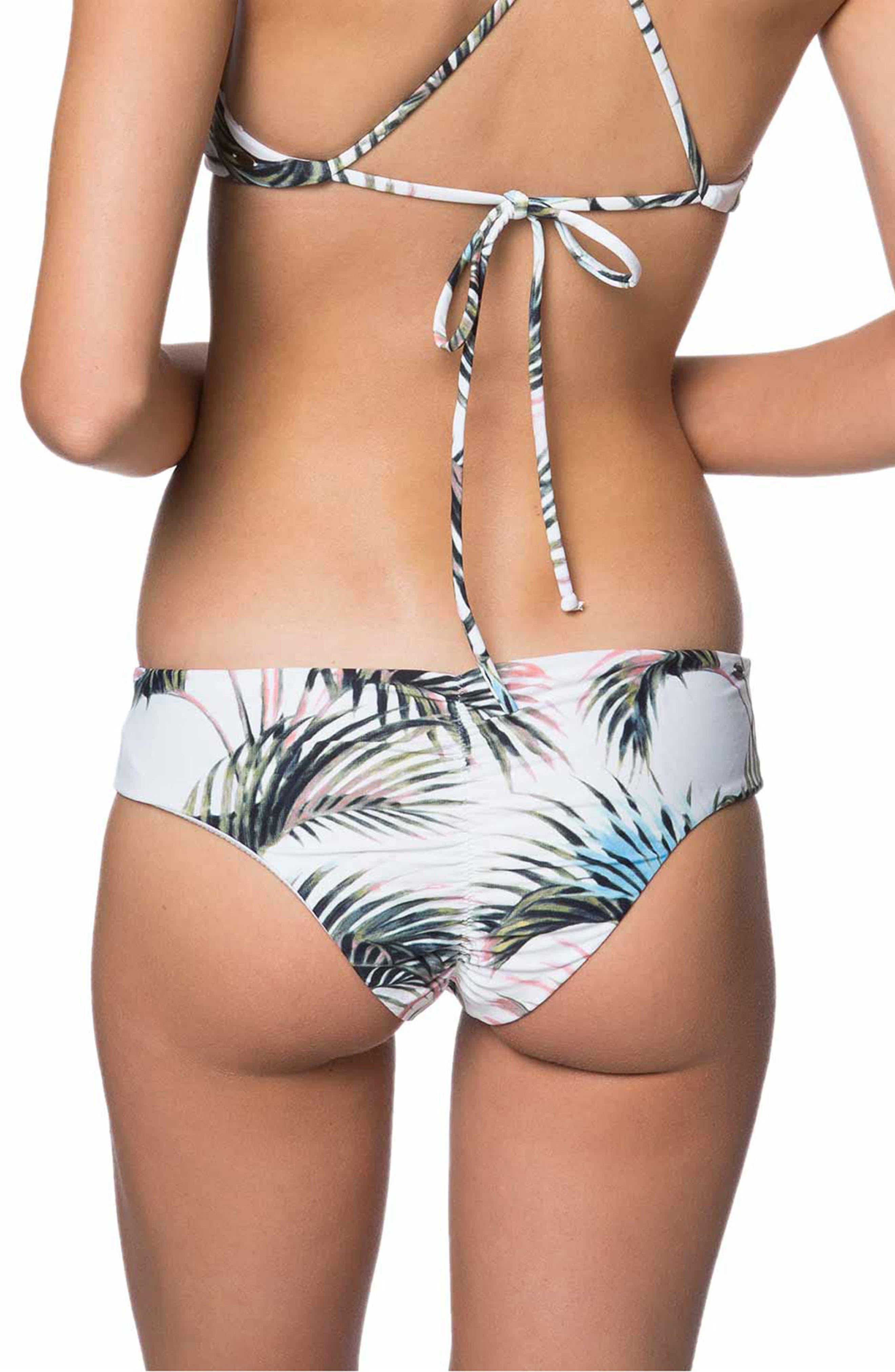 Alternate Image 2  - O'Neill Palm Hipster Bikini Bottoms