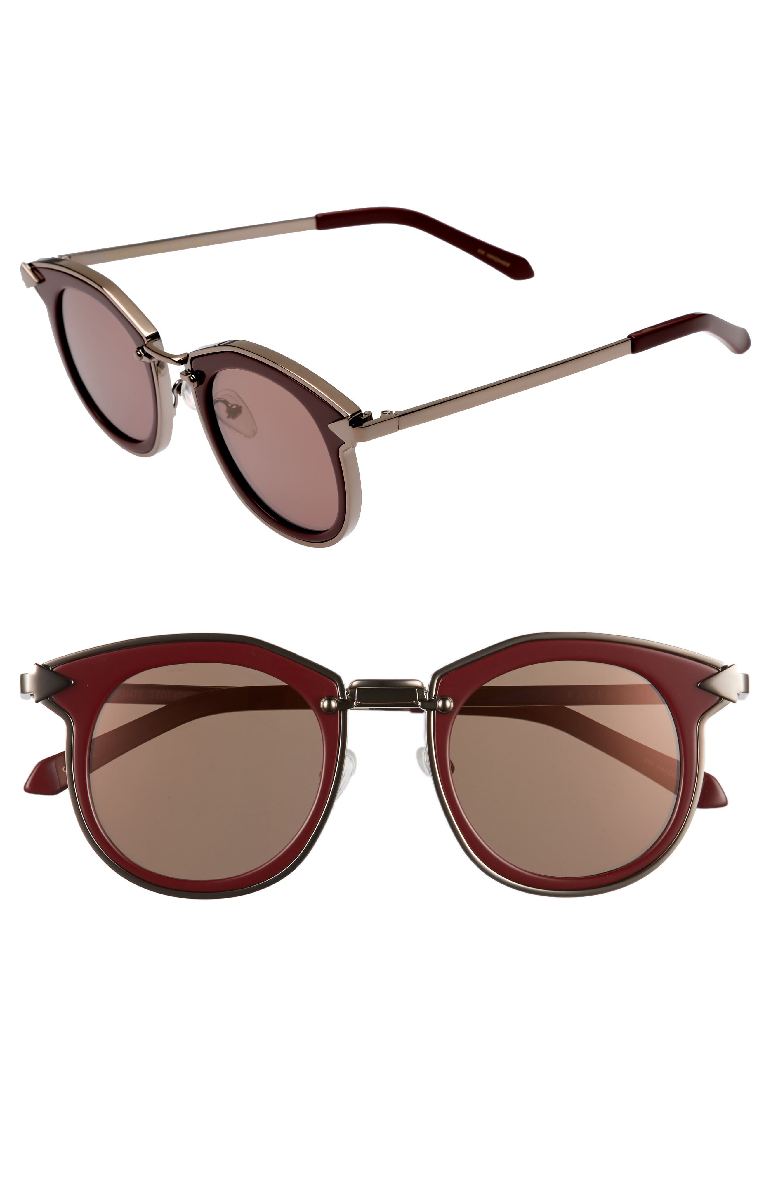 Karen Walker Bounty 47mm Sunglasses