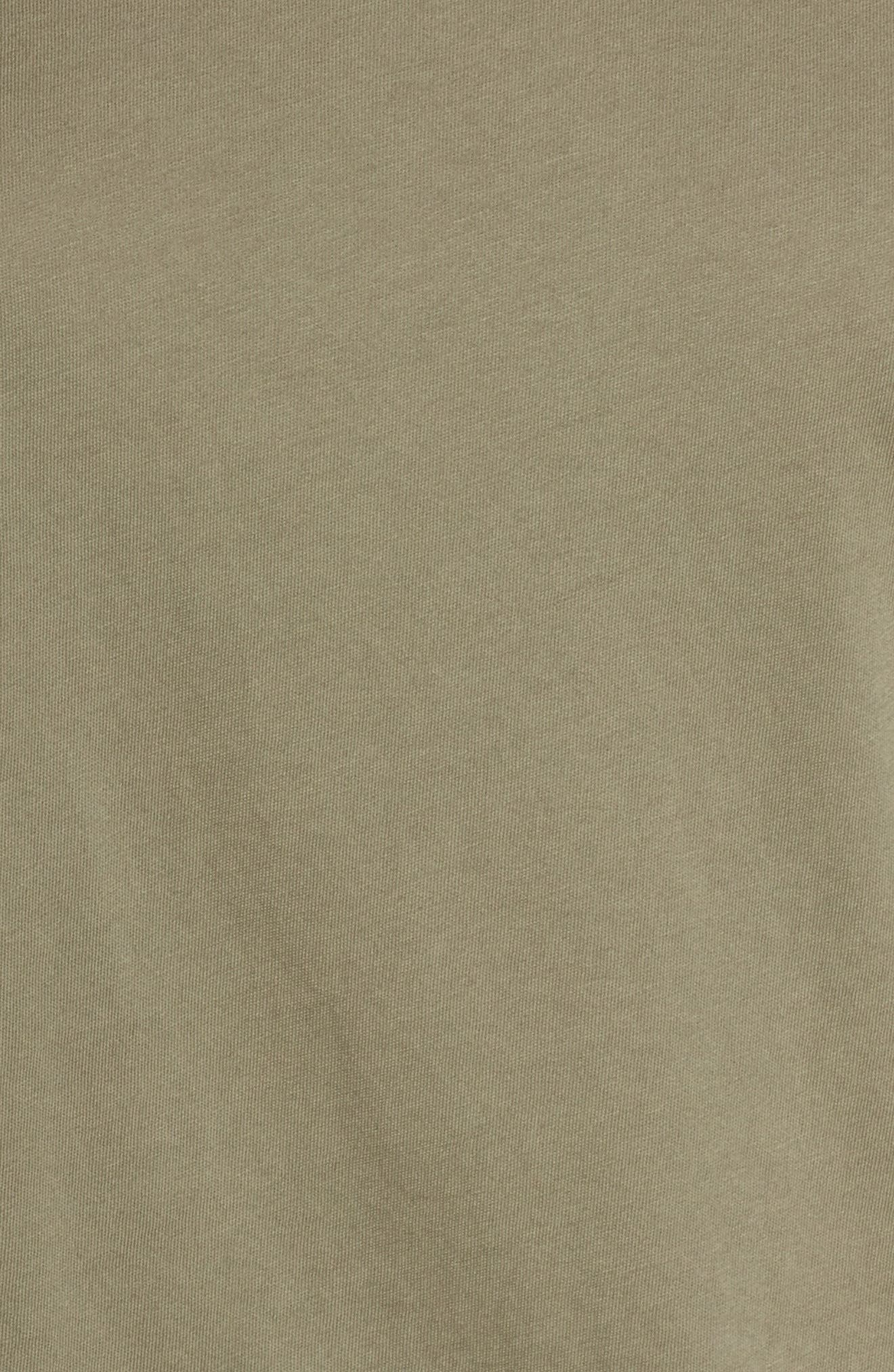 Tee,                             Alternate thumbnail 6, color,                             Army