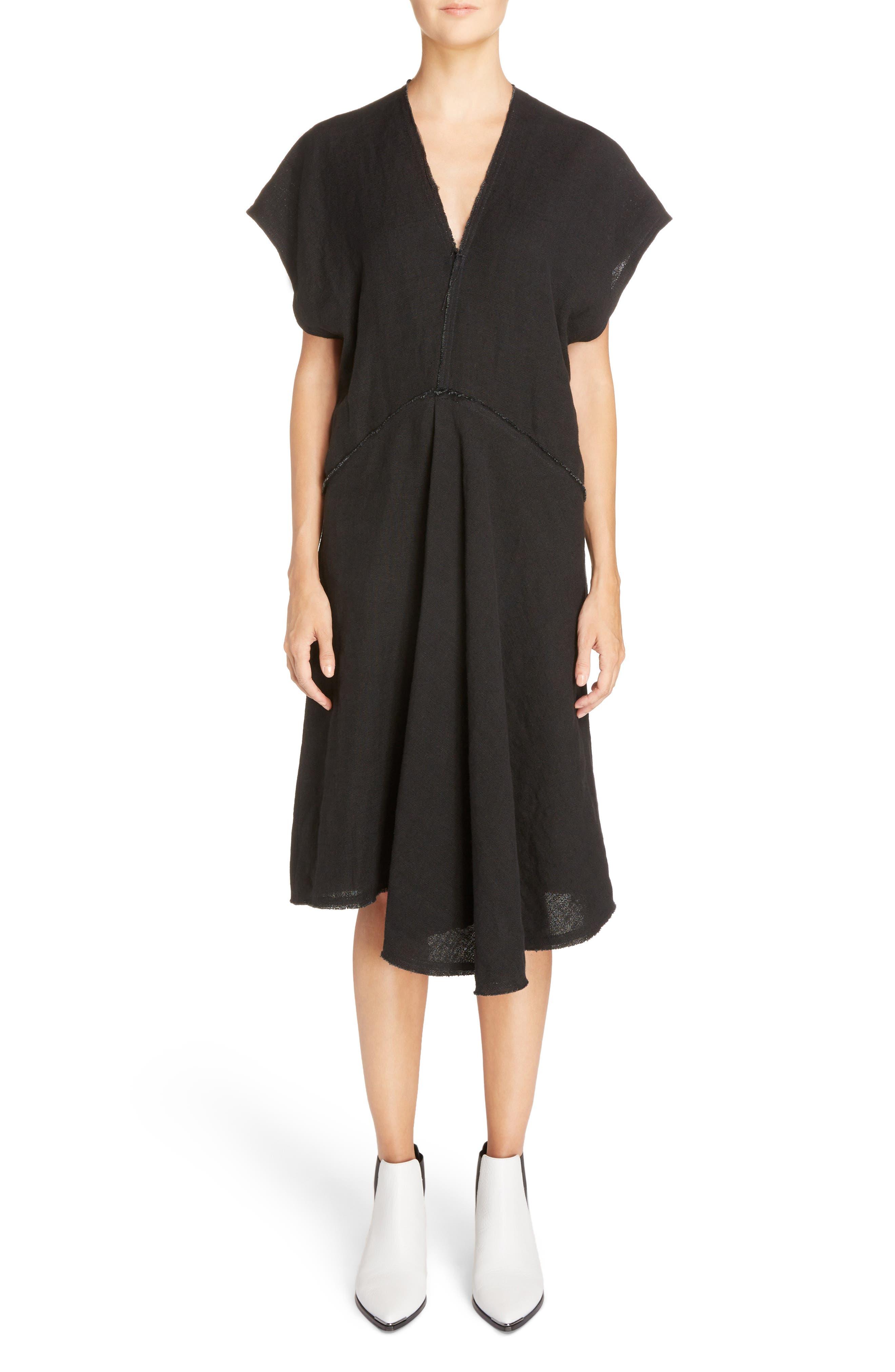 Jessa Shirtdress,                         Main,                         color, Black