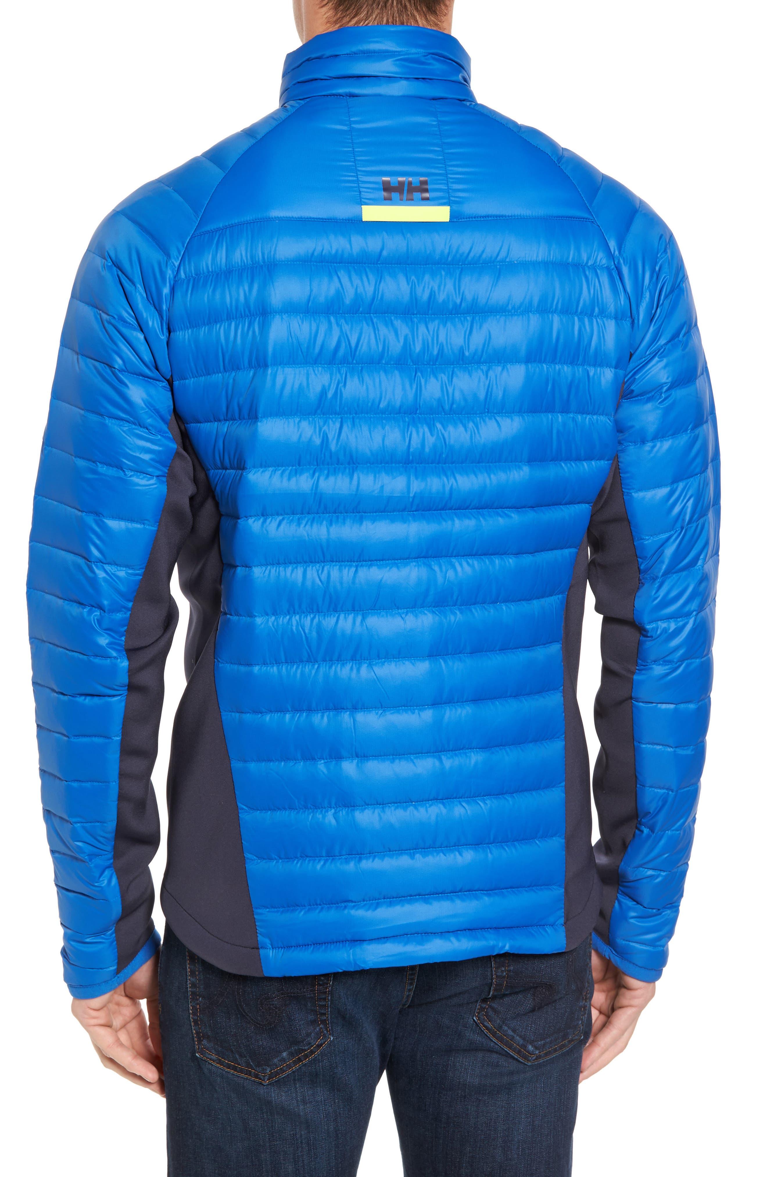 Verglas Insulator Hybrid Jacket,                             Alternate thumbnail 2, color,                             563 Olympian Blue